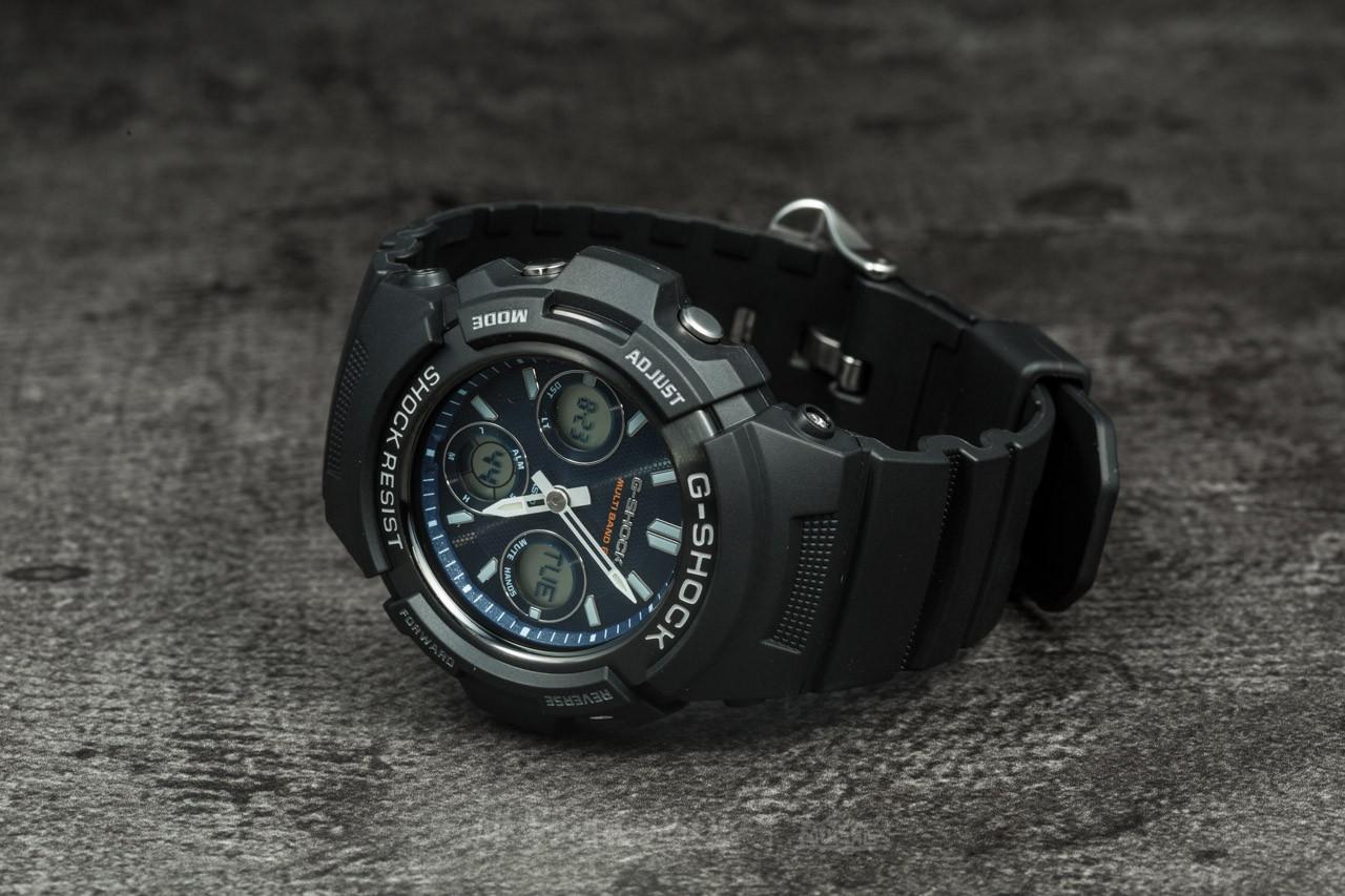 G-Shock AWG-M100SB-2AER - 7179