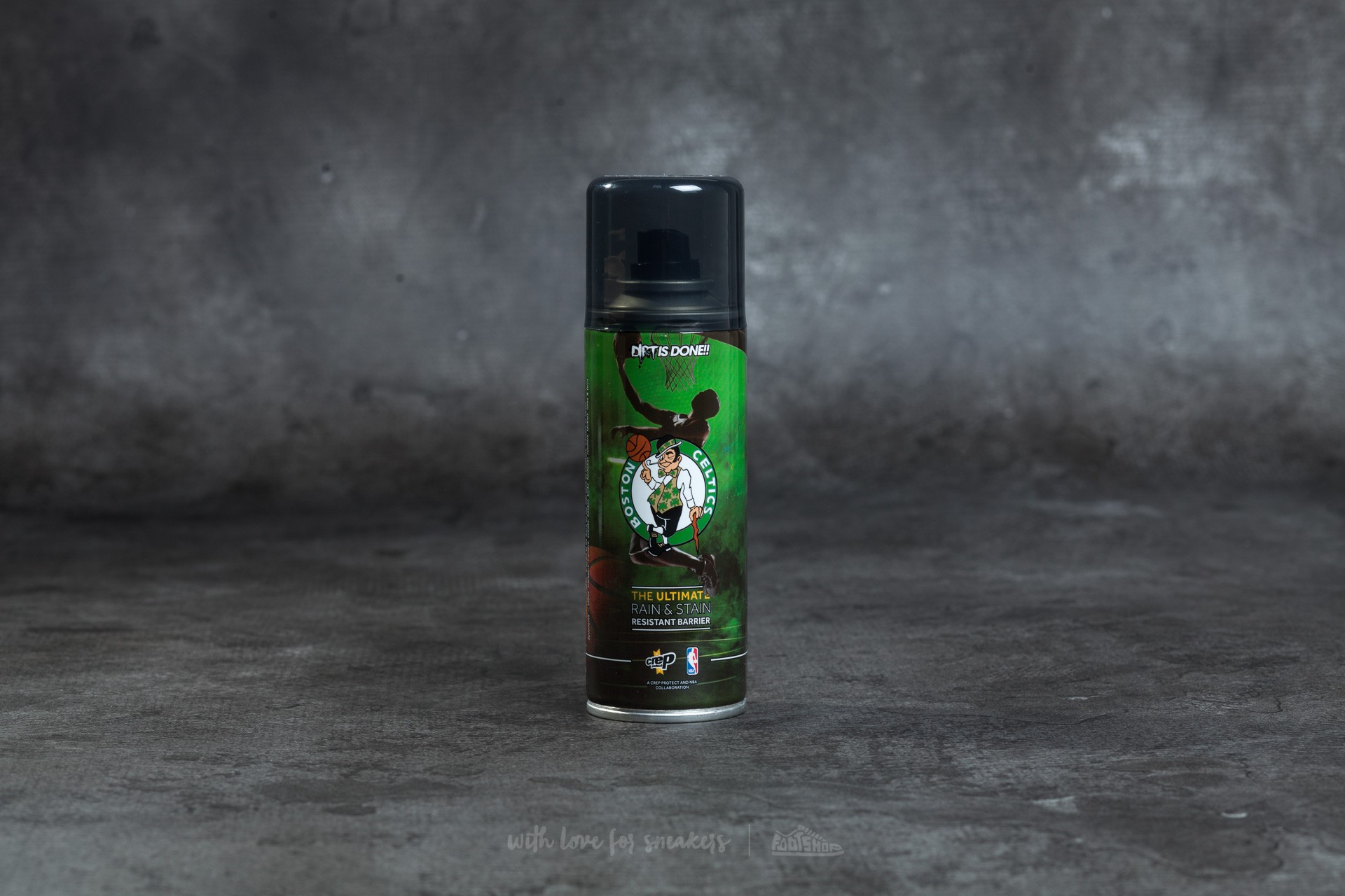 Crep Protect NBA Collaboration (6 Teams Available) Spray 200ml Green - 10396
