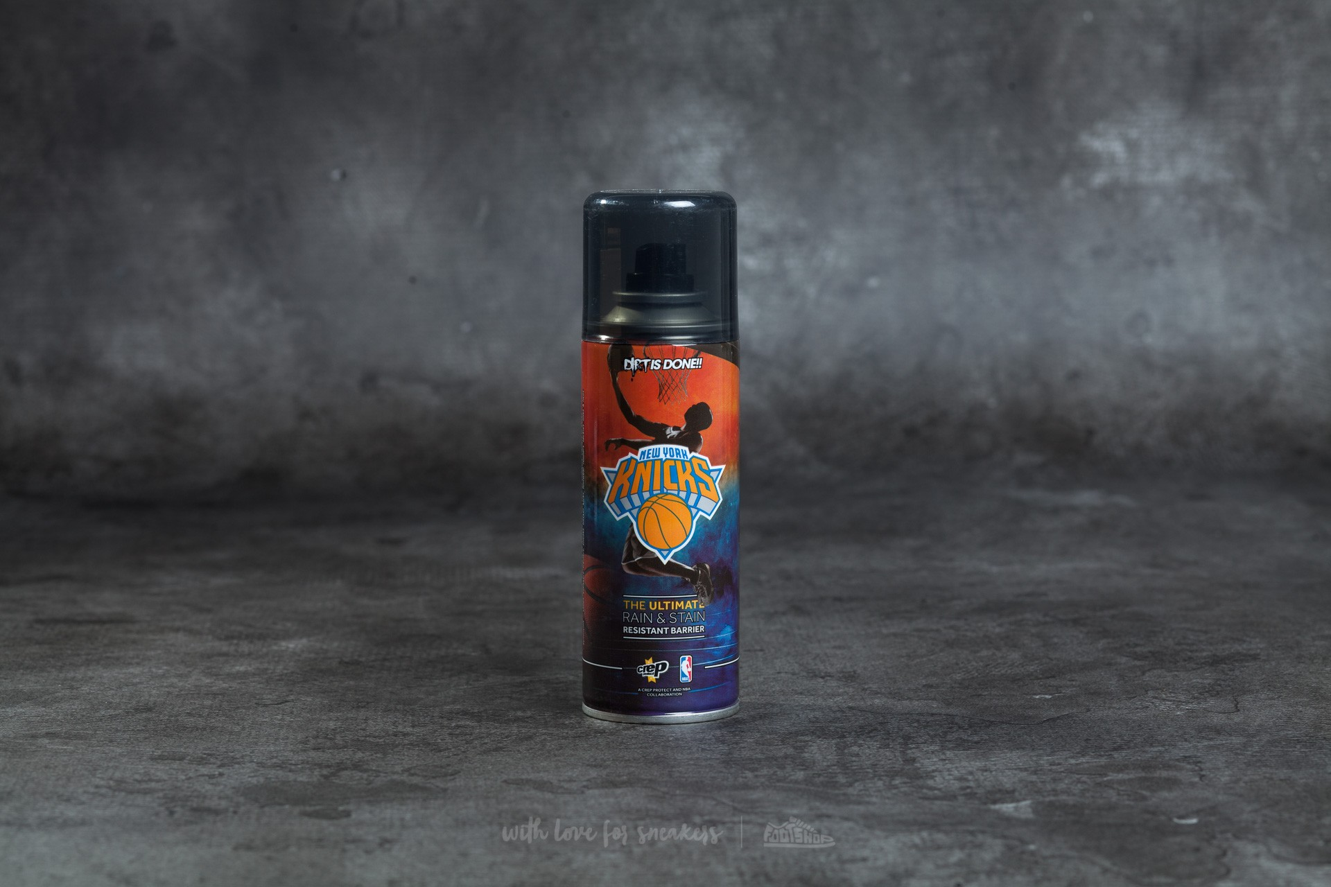 Crep Protect NBA Collaboration (6 Teams Available) Spray 200ml Red - 10397