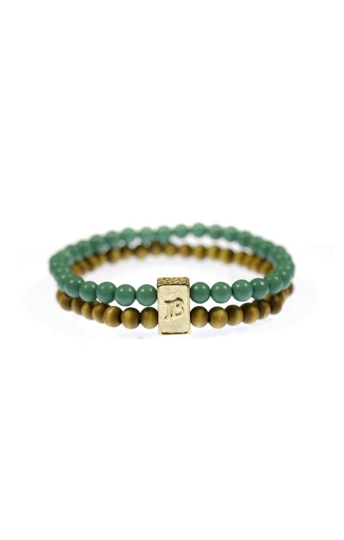 Icon Brand Vagator Bracelet Green - 11015