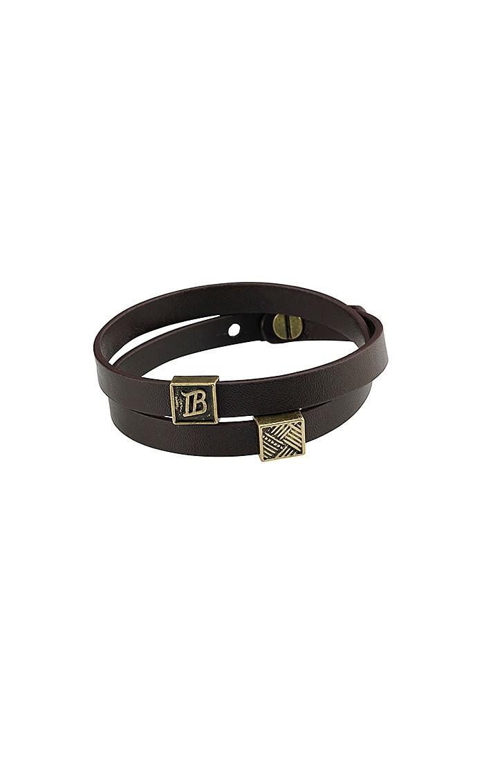 Icon Brand Libertine Bracelet Brown - 11019