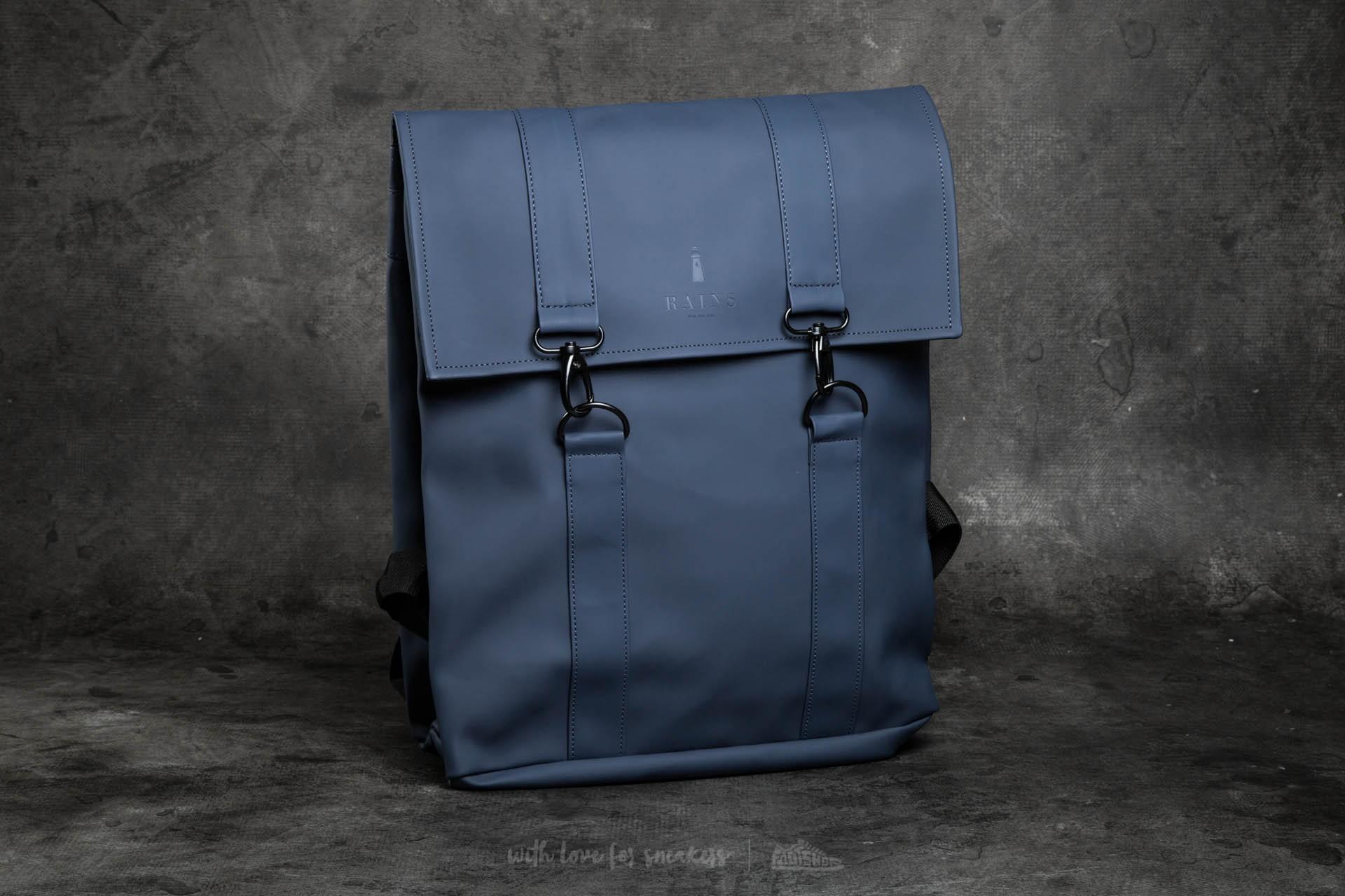 Rains MSN Bag Blue - 10992