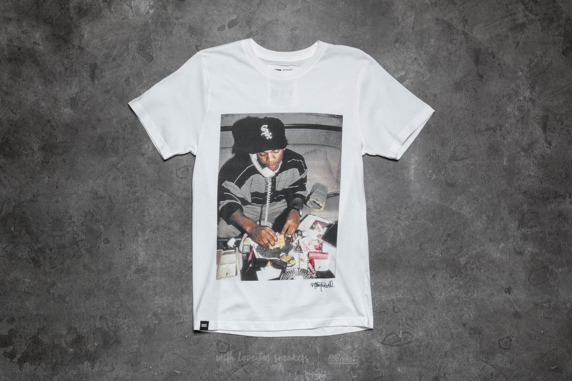 Dedicated Eazy T-Shirt White - 10927