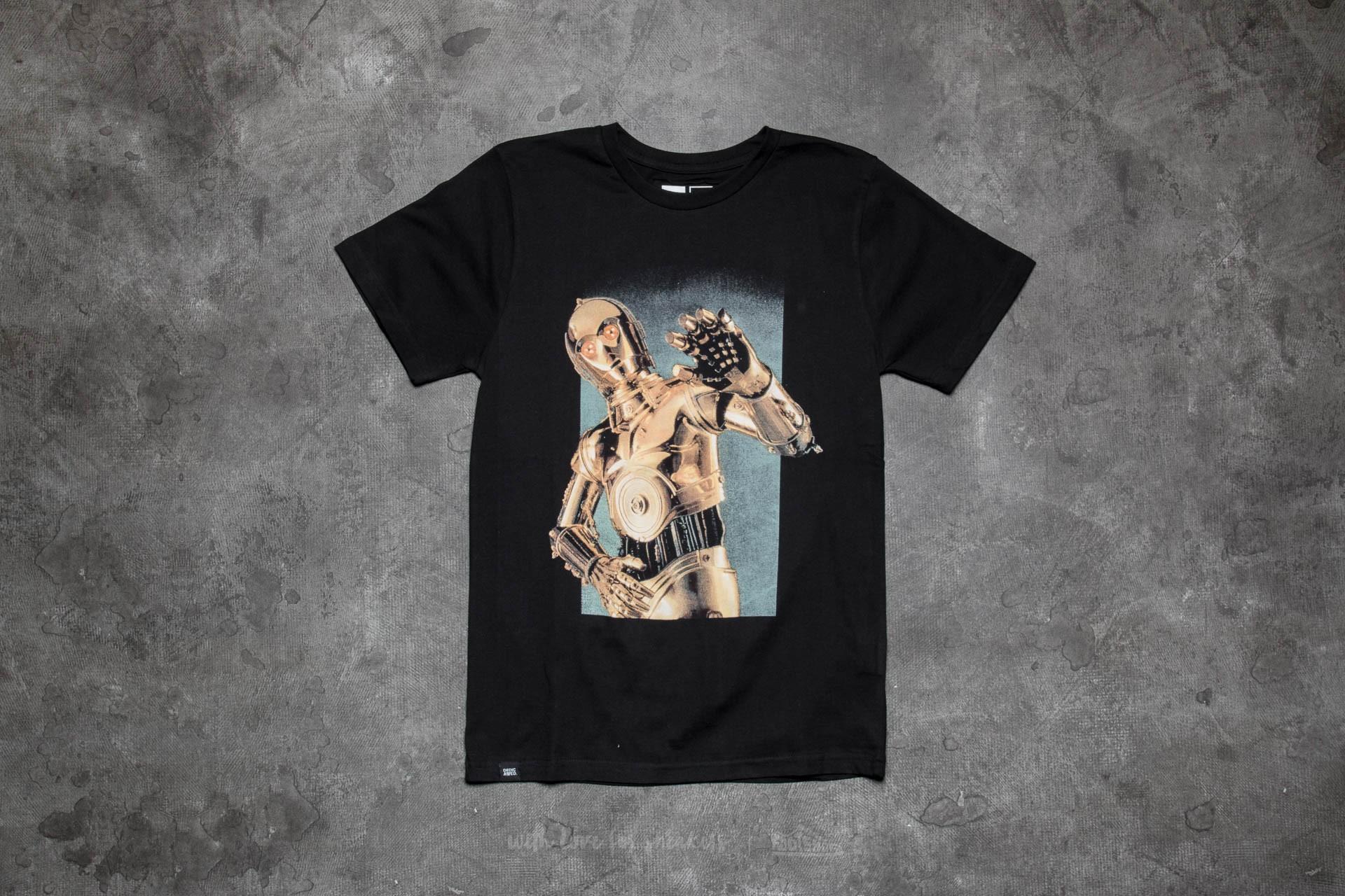 Dedicated x Star Wars C-3PO Hello T-Shirt Black - 10942