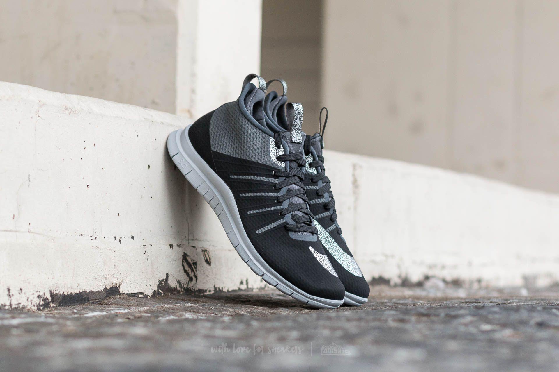 Nike Free Hypervenom 2 FS Black/ Black-Anthracite - 11332