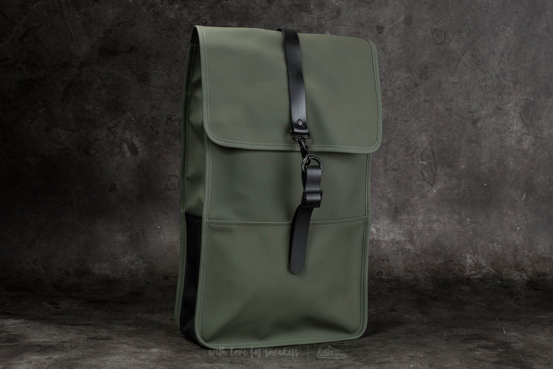 Rains Backpack Green - 10997