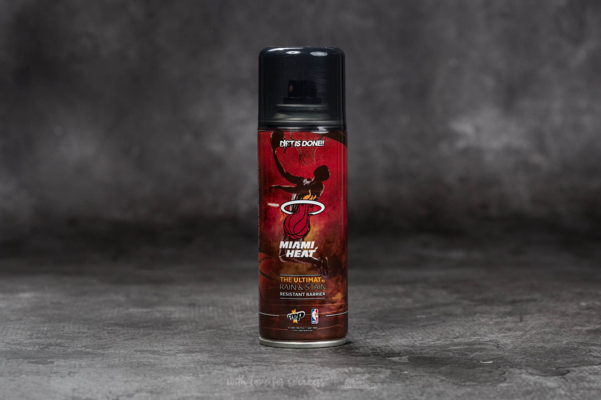 Crep Protect NBA Collaboration (6 Teams Available) Spray 200ml Red - 10400