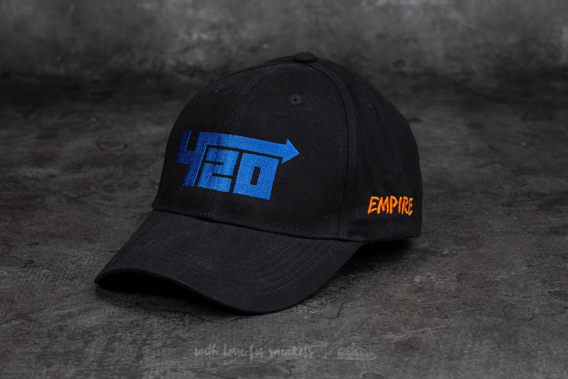 Footshop x YZO Cap Black/ Blue/ Orange - 11814