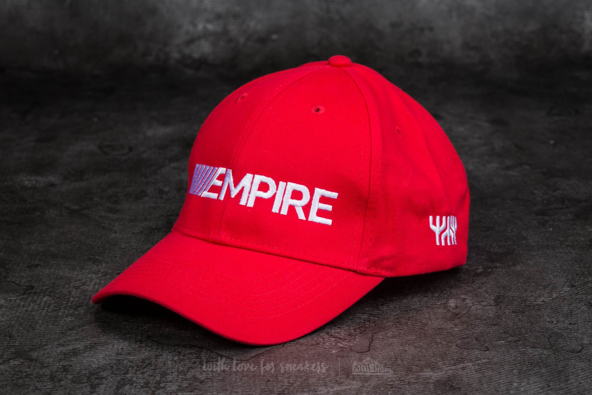 Footshop x YZO Cap Red/ White - 11813