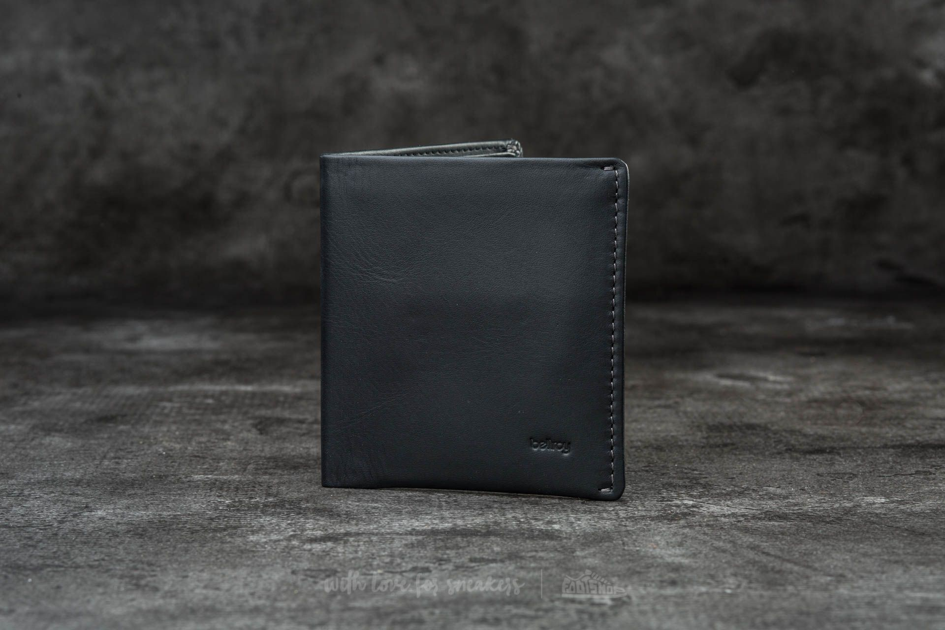 Bellroy Note Sleeve Wallet Black - 11939