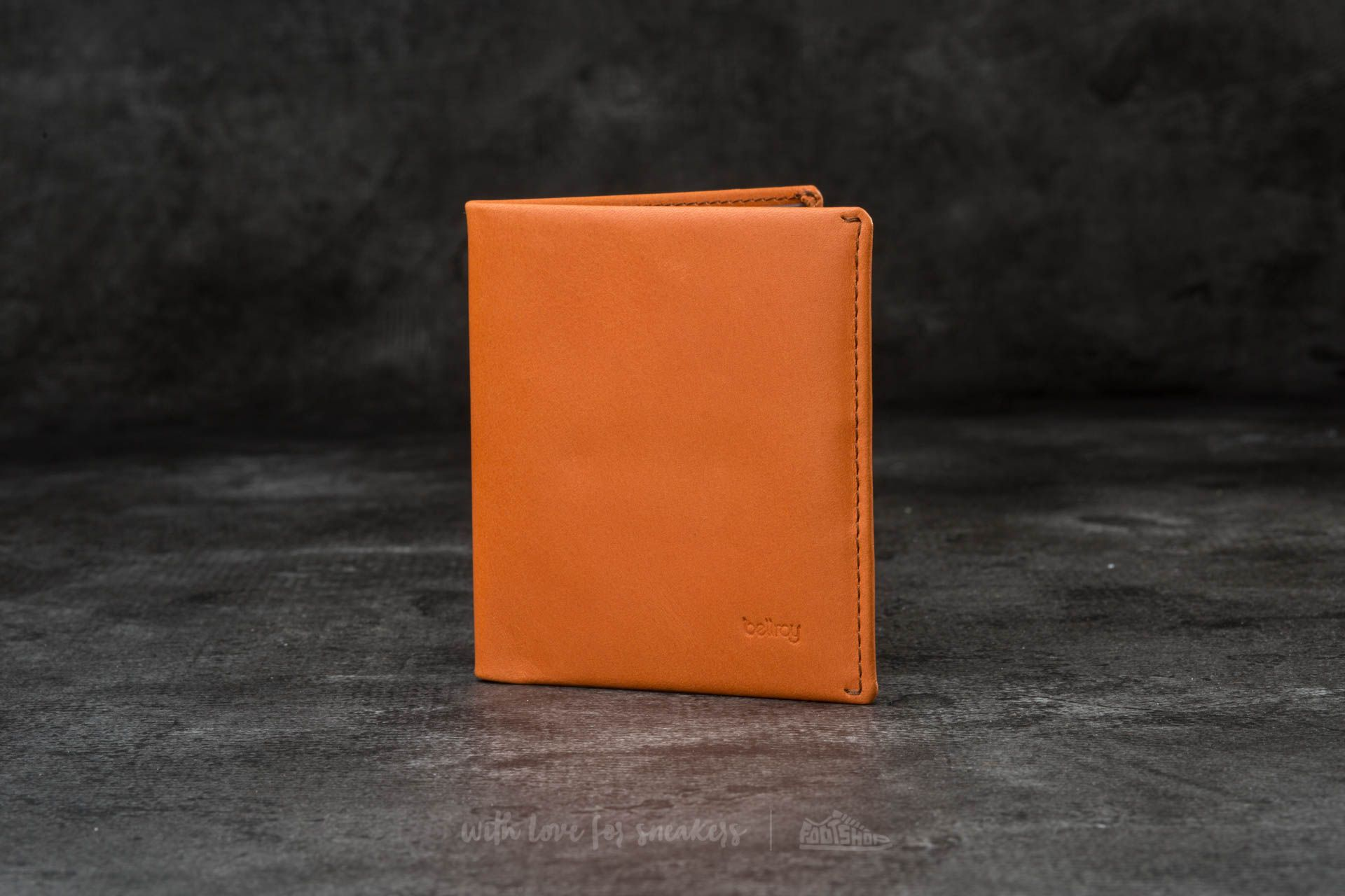 Bellroy Note Sleeve Wallet Burnt Orange - 11941