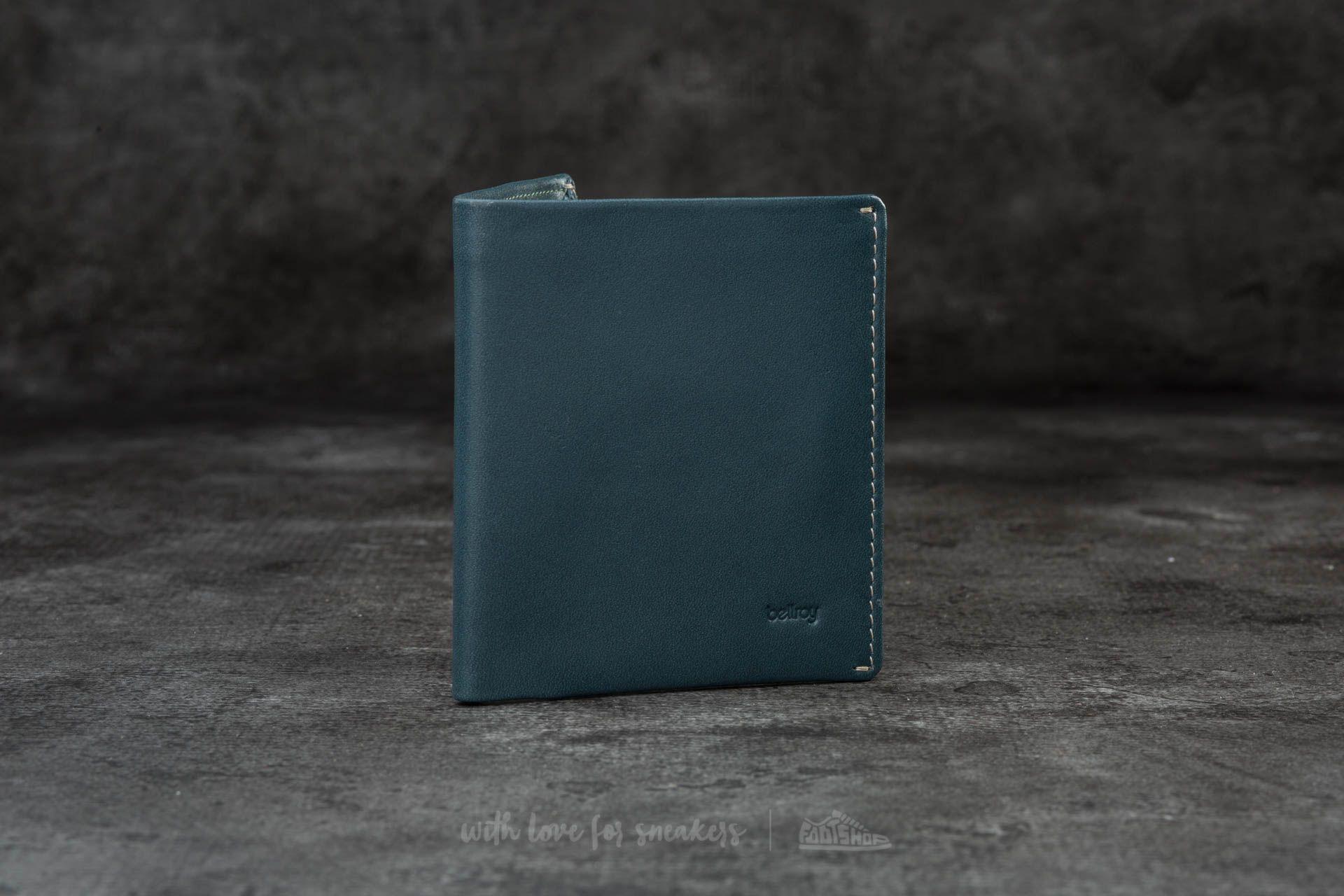 Bellroy Note Sleeve Wallet Teal - 11942
