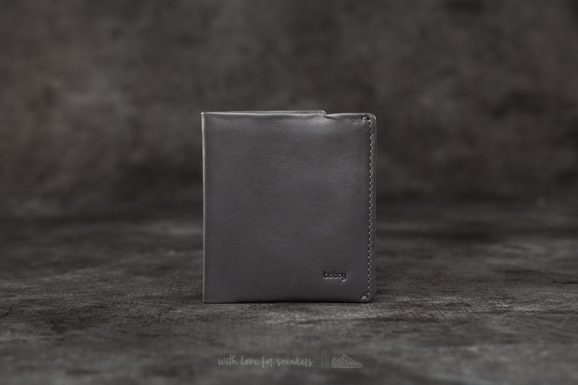 Bellroy Note Sleeve Wallet Charcoal - 12270