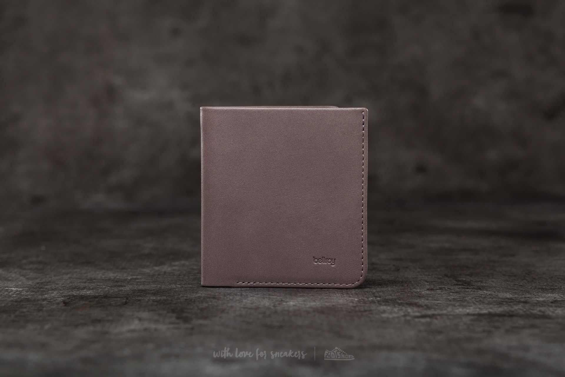 Bellroy High Line Heather Grey - 12259