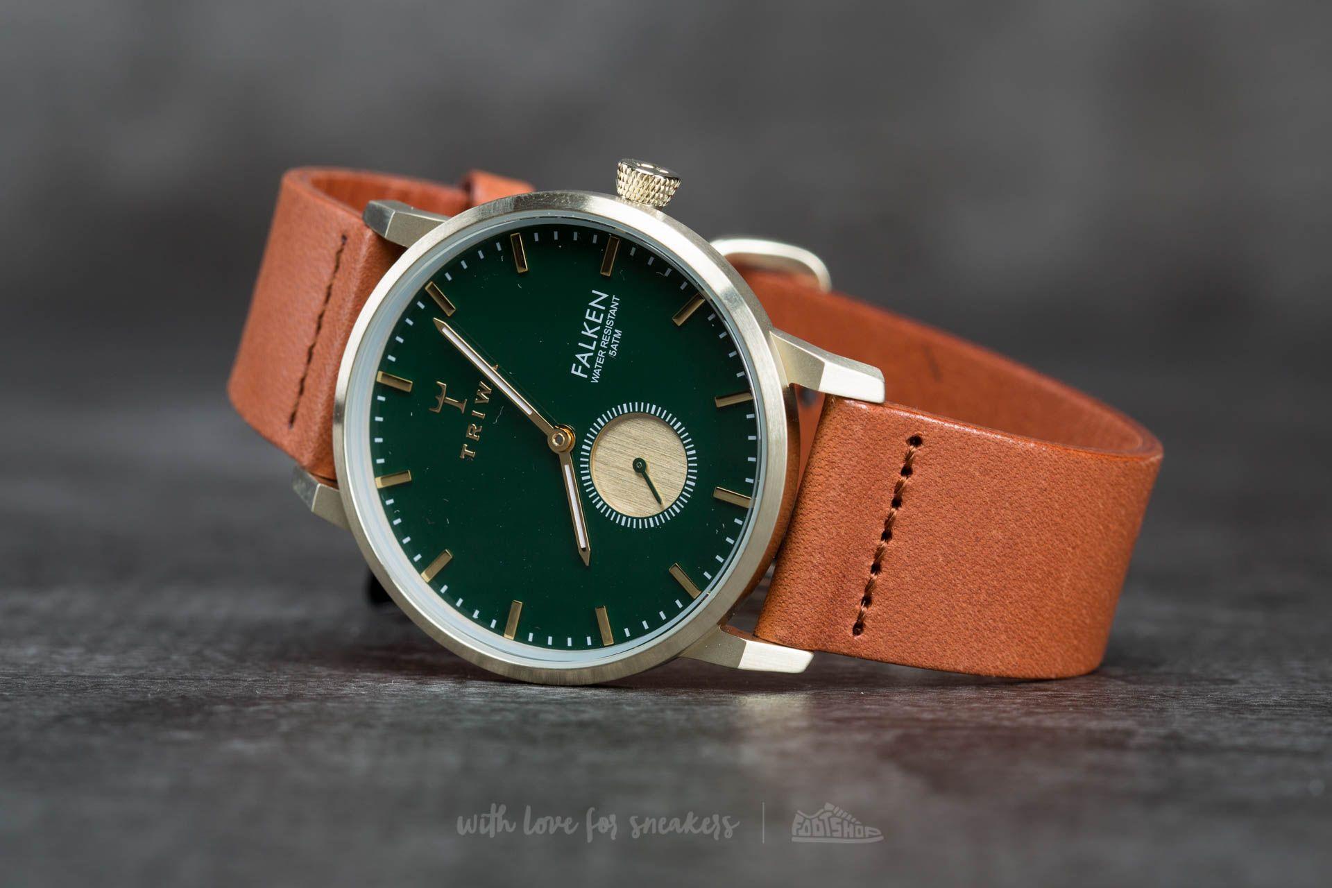 TRIWA Pine Falken Brown Classic - 12457