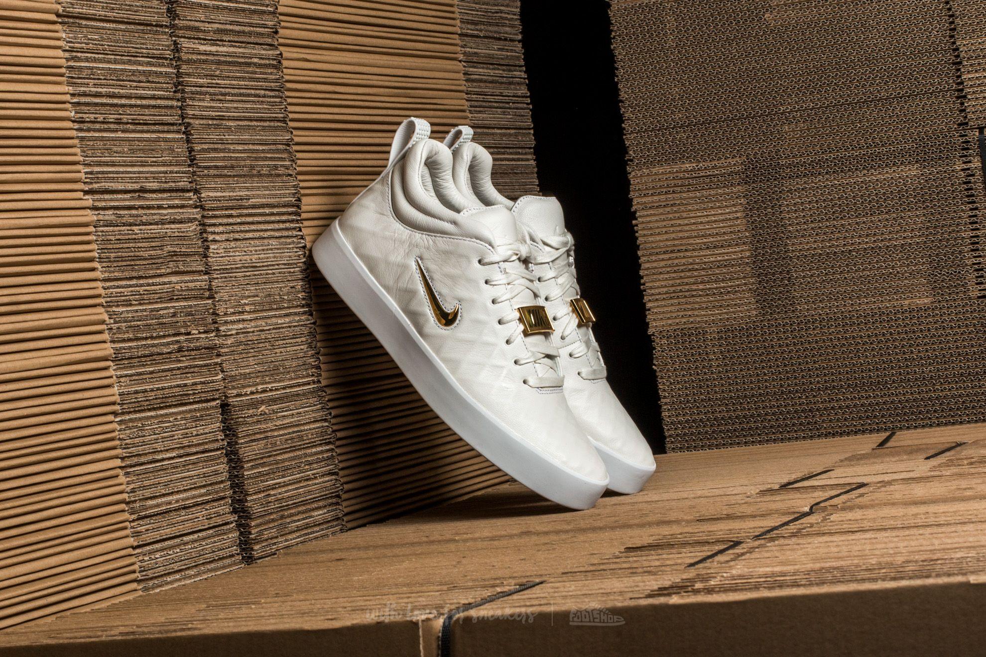 Nike Tiempo Vetta '17 Ivory/ Metallic Gold-White - 13053