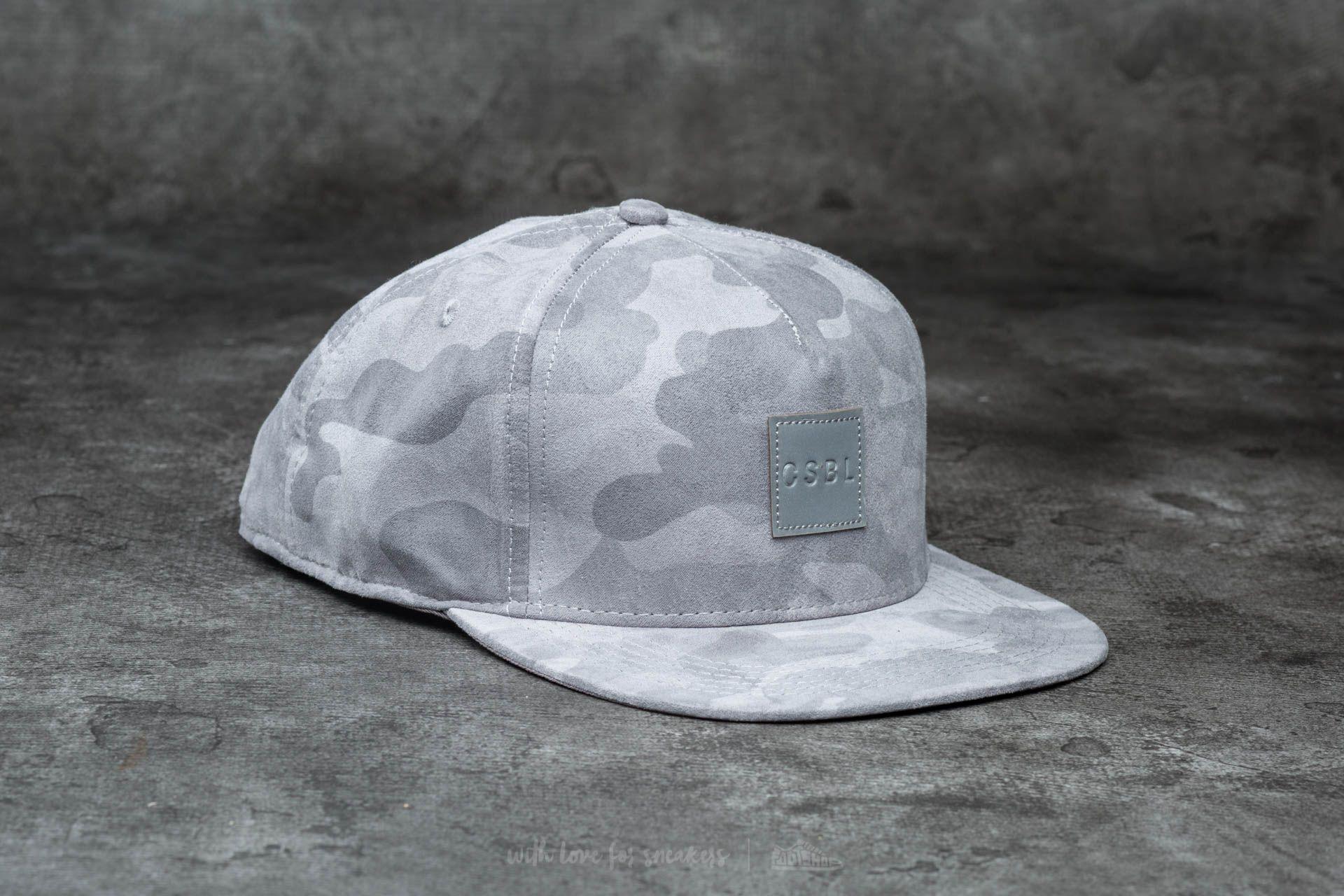 Cayler & Sons CSBL Millennivm Cap Stone Camo/ Reflective Grey - 12486