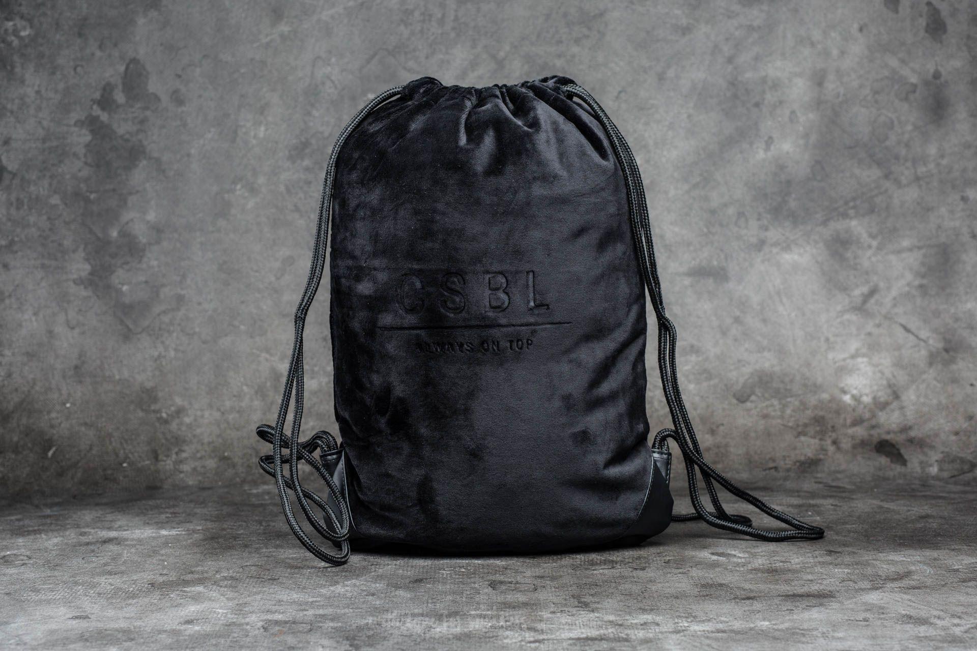 Cayler & Sons CSBL Series Gymbag Black/ White - 12508