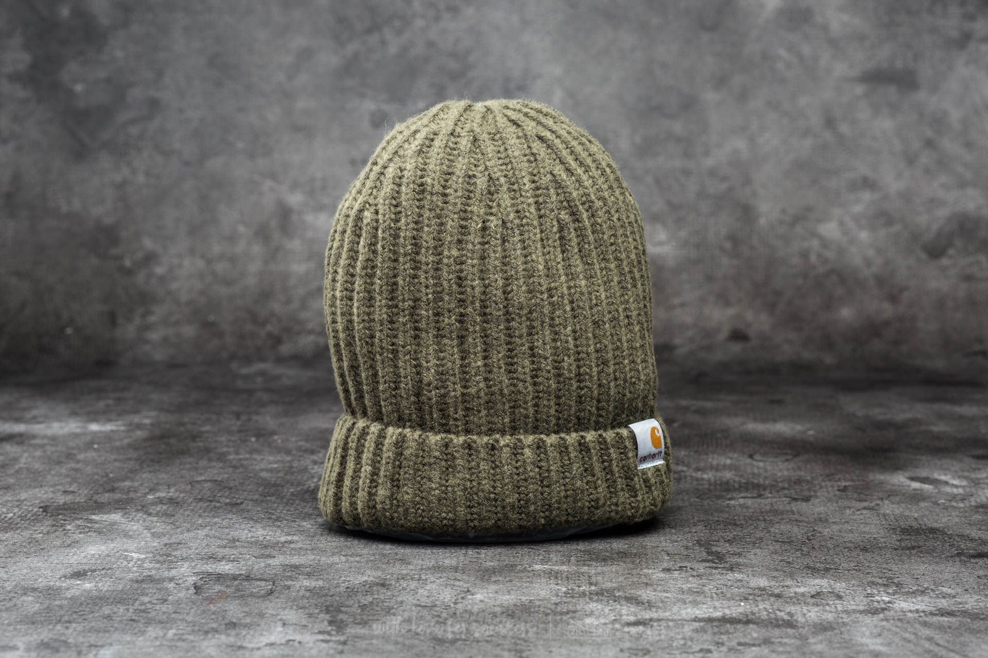 Carhartt WIP Rib Beanie Cypress Heather - 12517