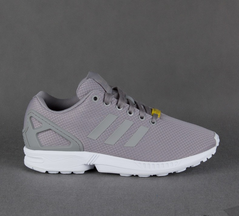 adidas ZX Flux Light Granite/ Light Granite - 1419