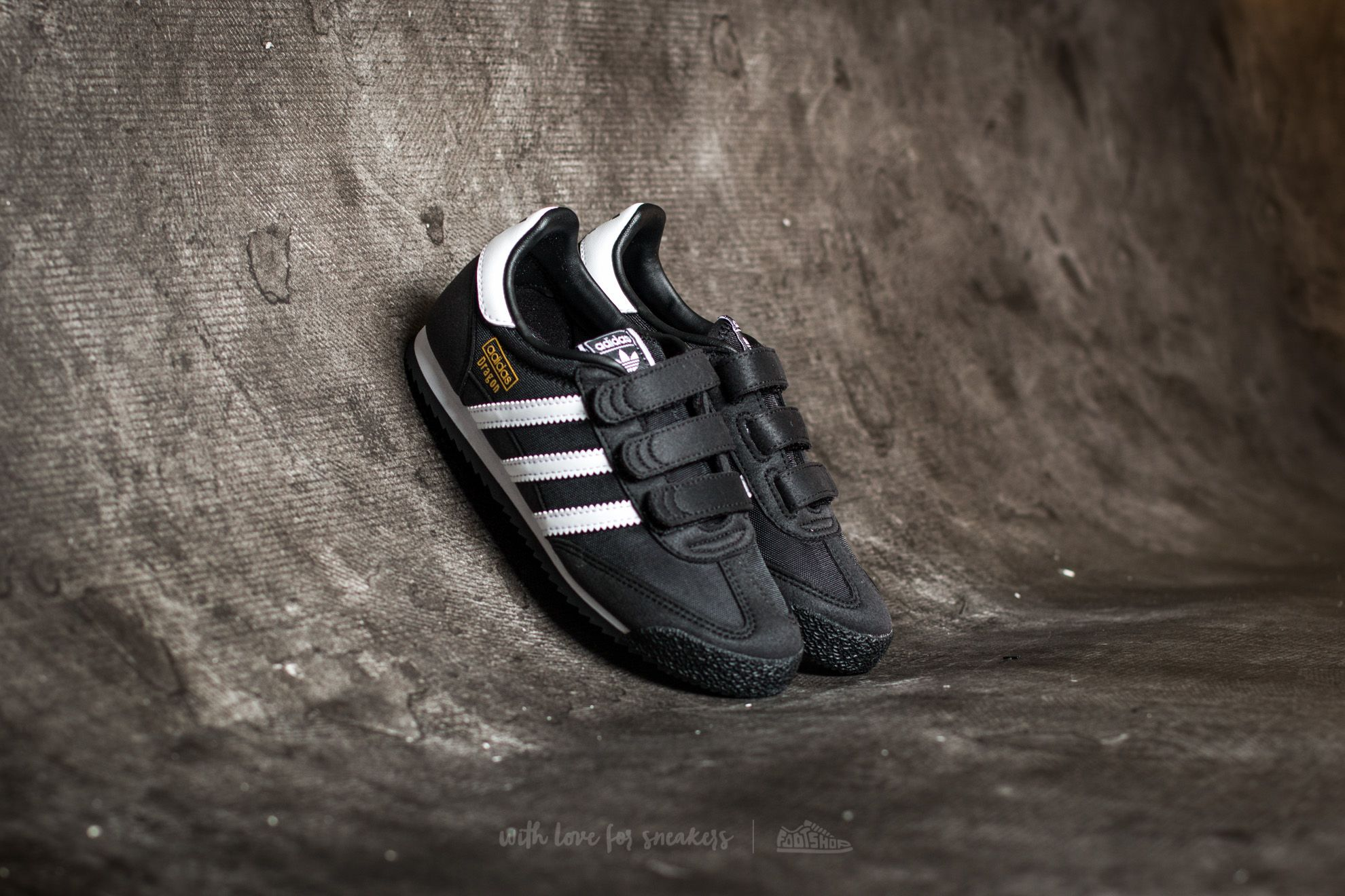 adidas Dragon OG CF C Core Black/ Ftw White/ Core Black - 13477
