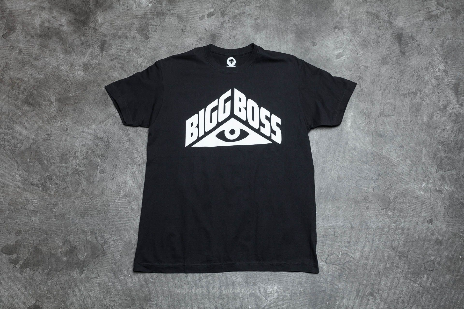 BIGG BOSS Eye T-Shirt Black - 13569