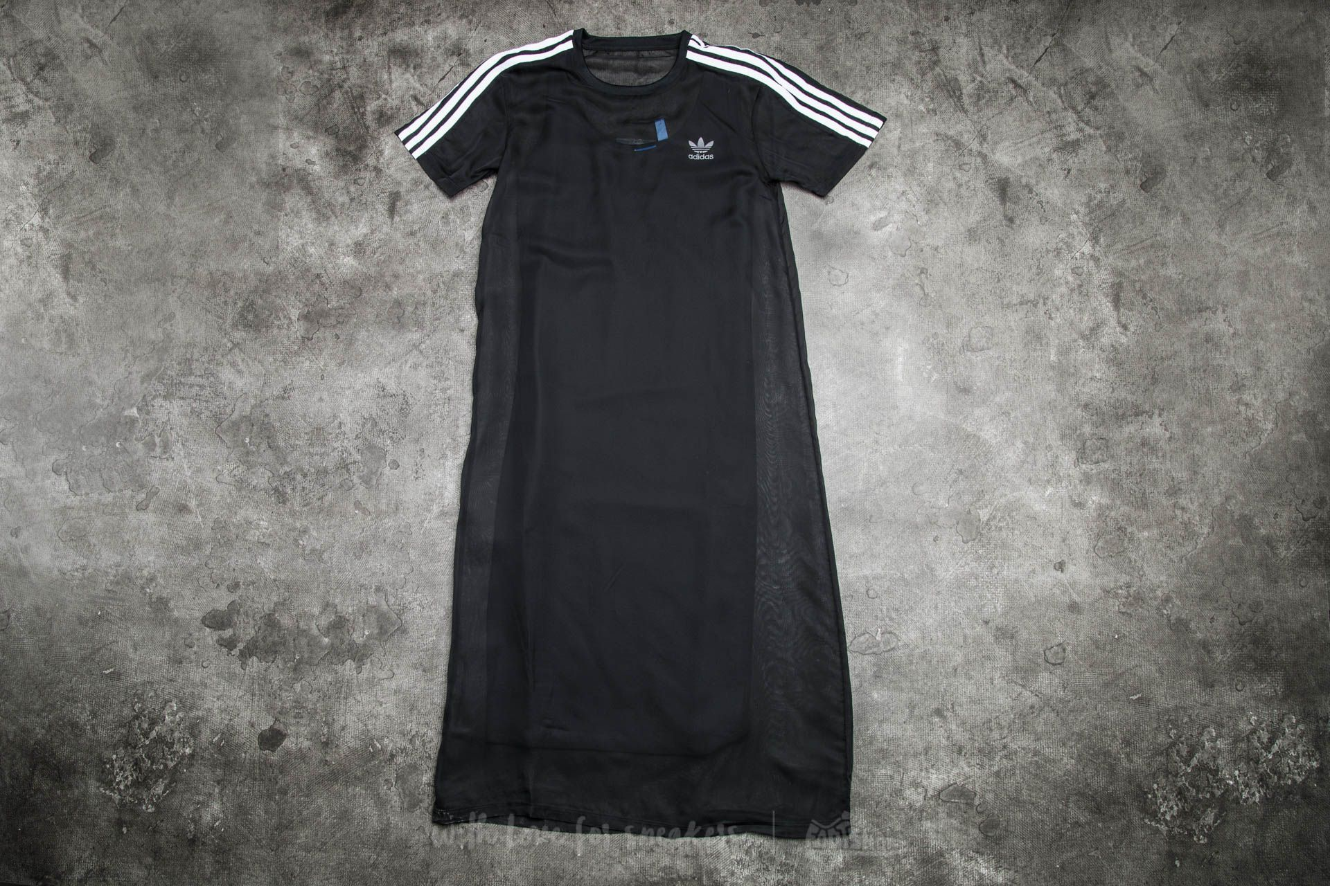 adidas 3 Stripes Layer Dress Black - 13998