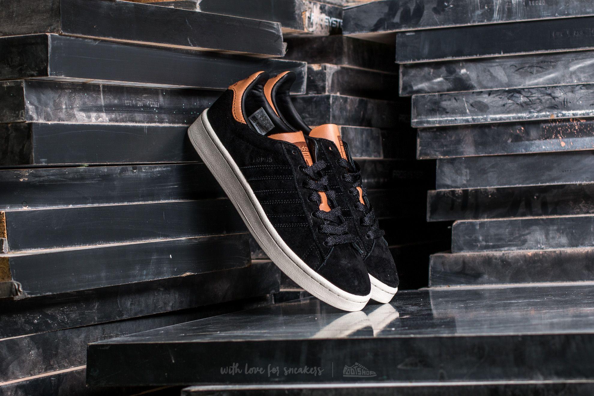 adidas Campus W Core Black/ Core Black/ Supplier - 14032