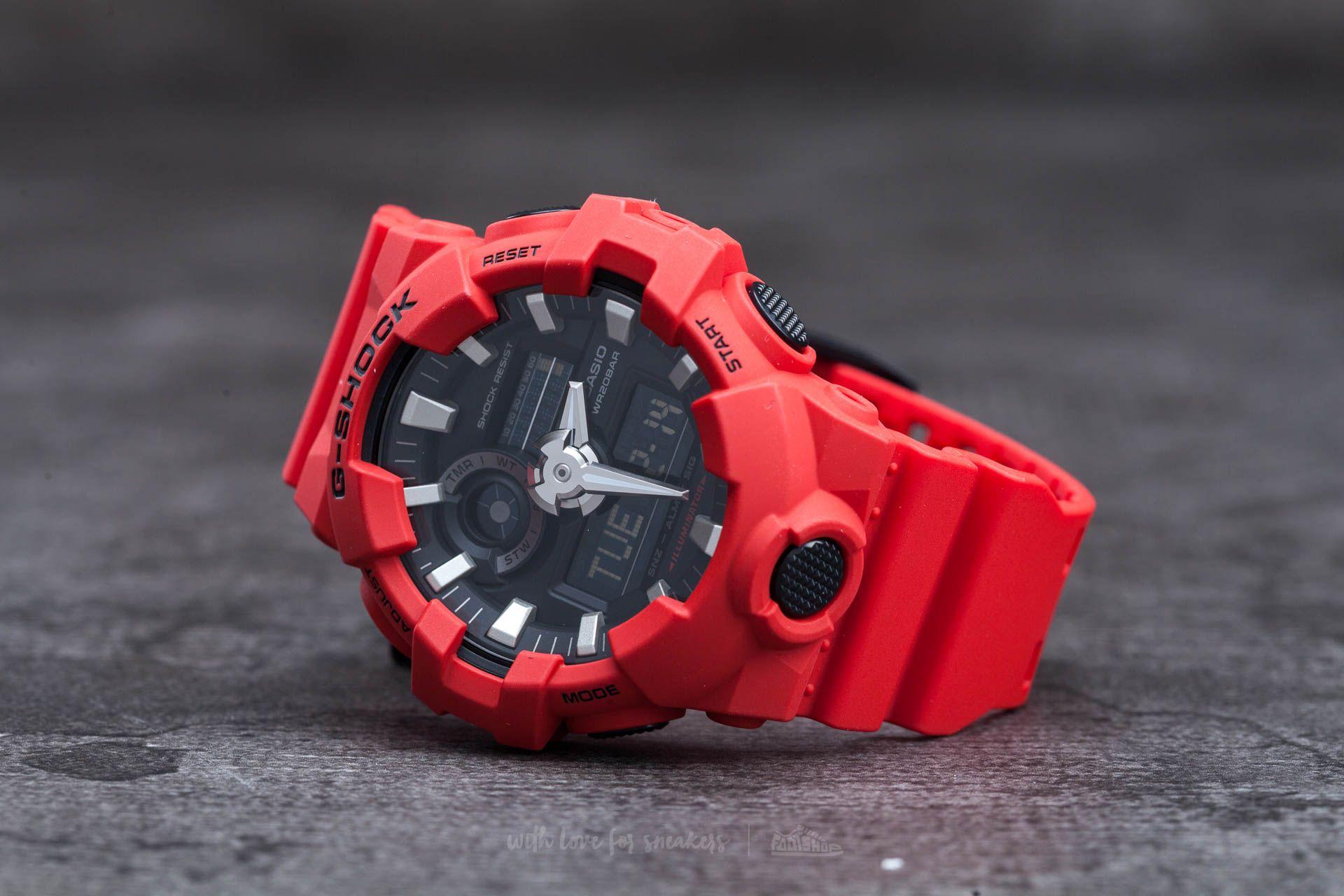 G-Shock GA-700-4AER - 14098
