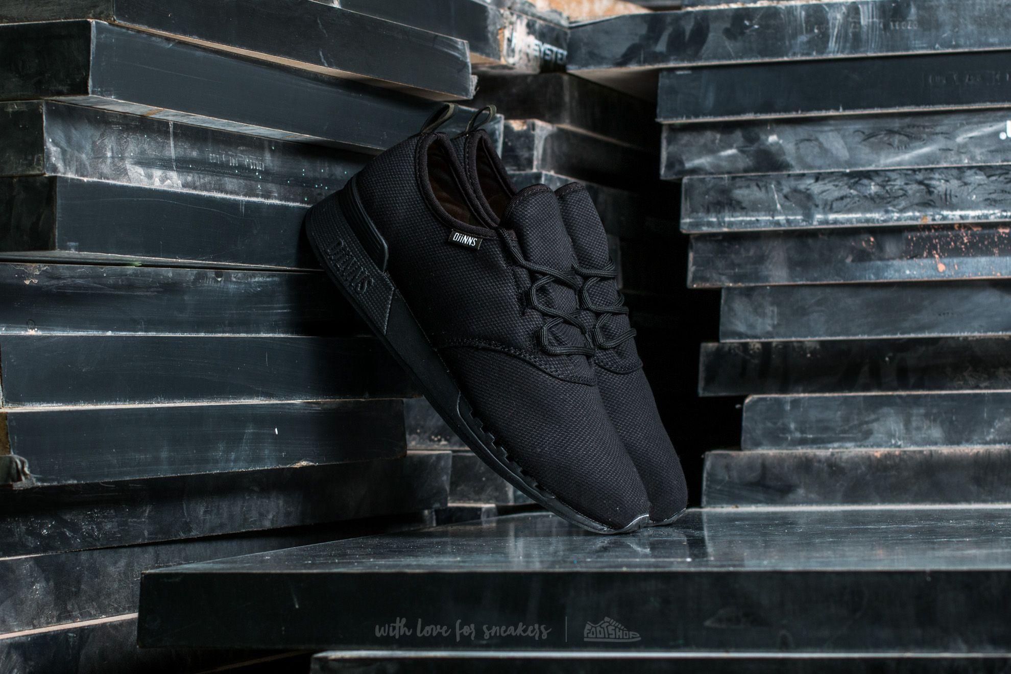 Djinn's MocLau Hump Camo Black - 14462