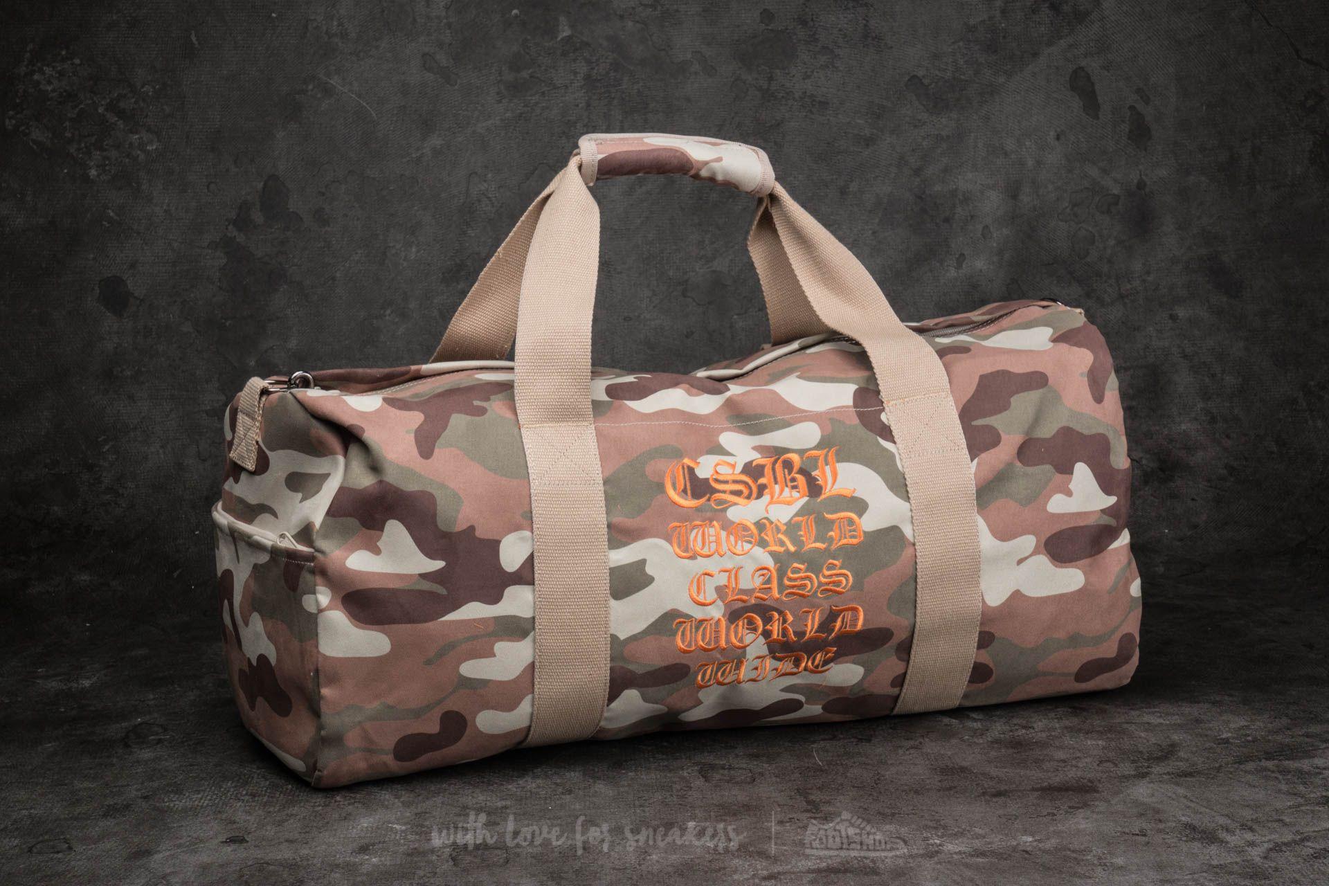 Cayler & Sons BL Doomed Duffle Bag Multicolor - 14390