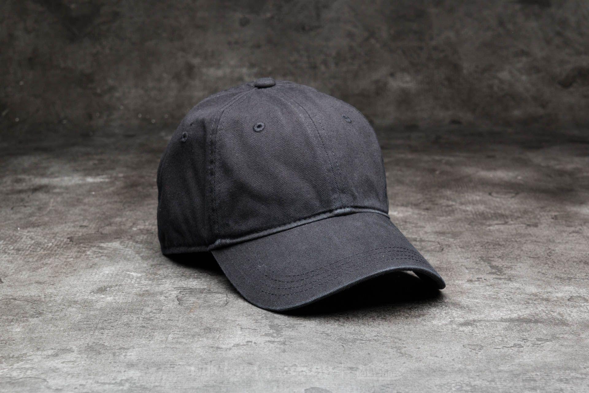 Carhartt WIP Madison Cap Black - 14455
