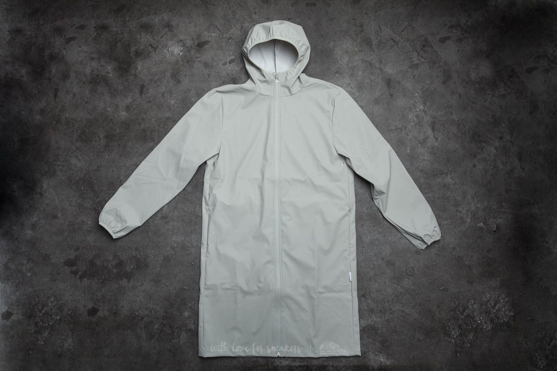 Rains Base Jacket Long Moon - 14670