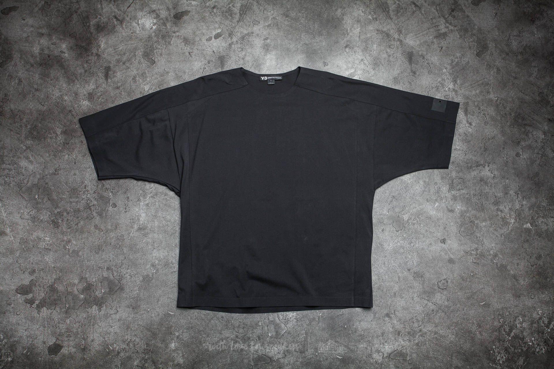 Y-3 Skylight Short Sleeve Tee Black - 14654