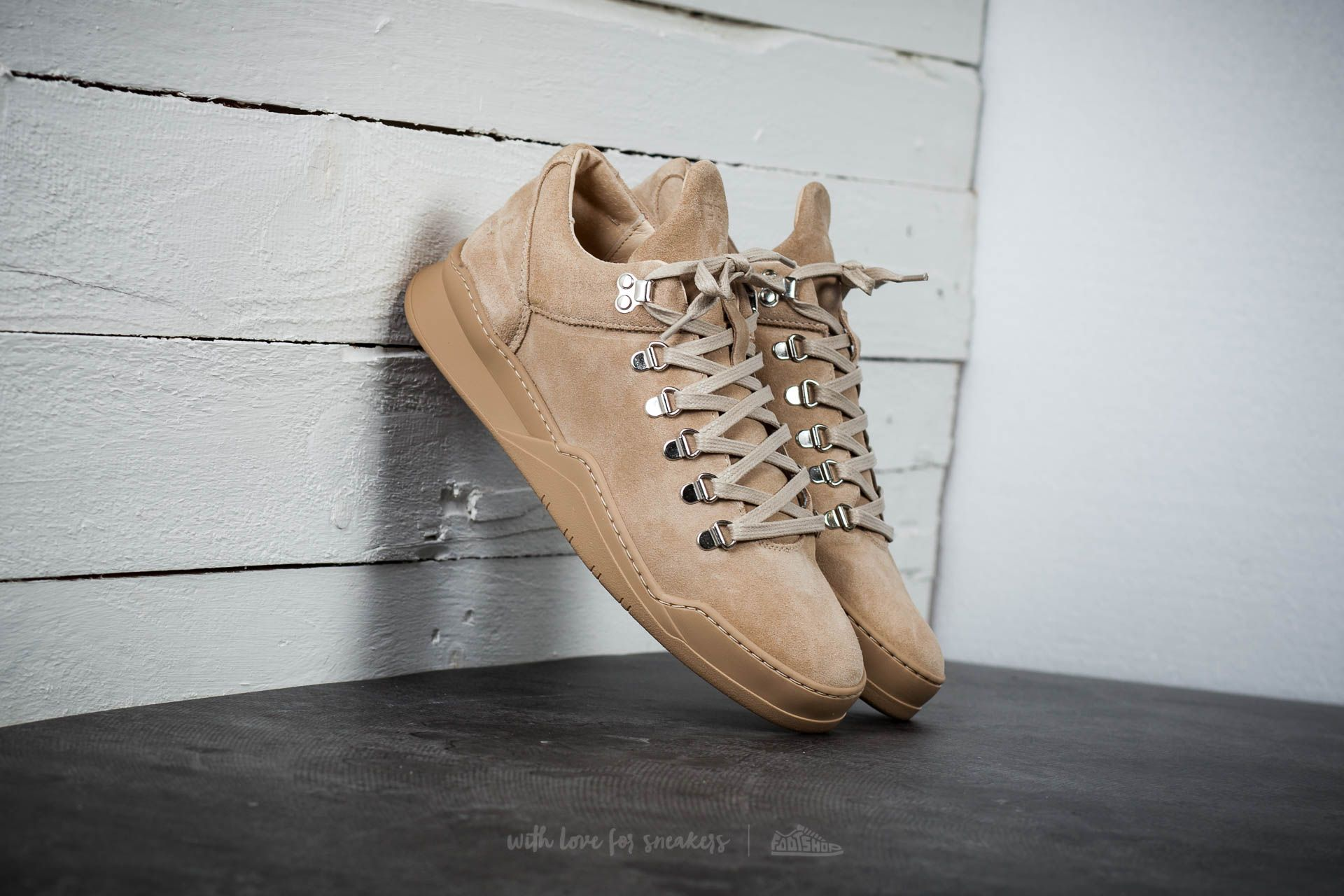 Filling Pieces Mountain Cut Tone Ghost Sand - 14626