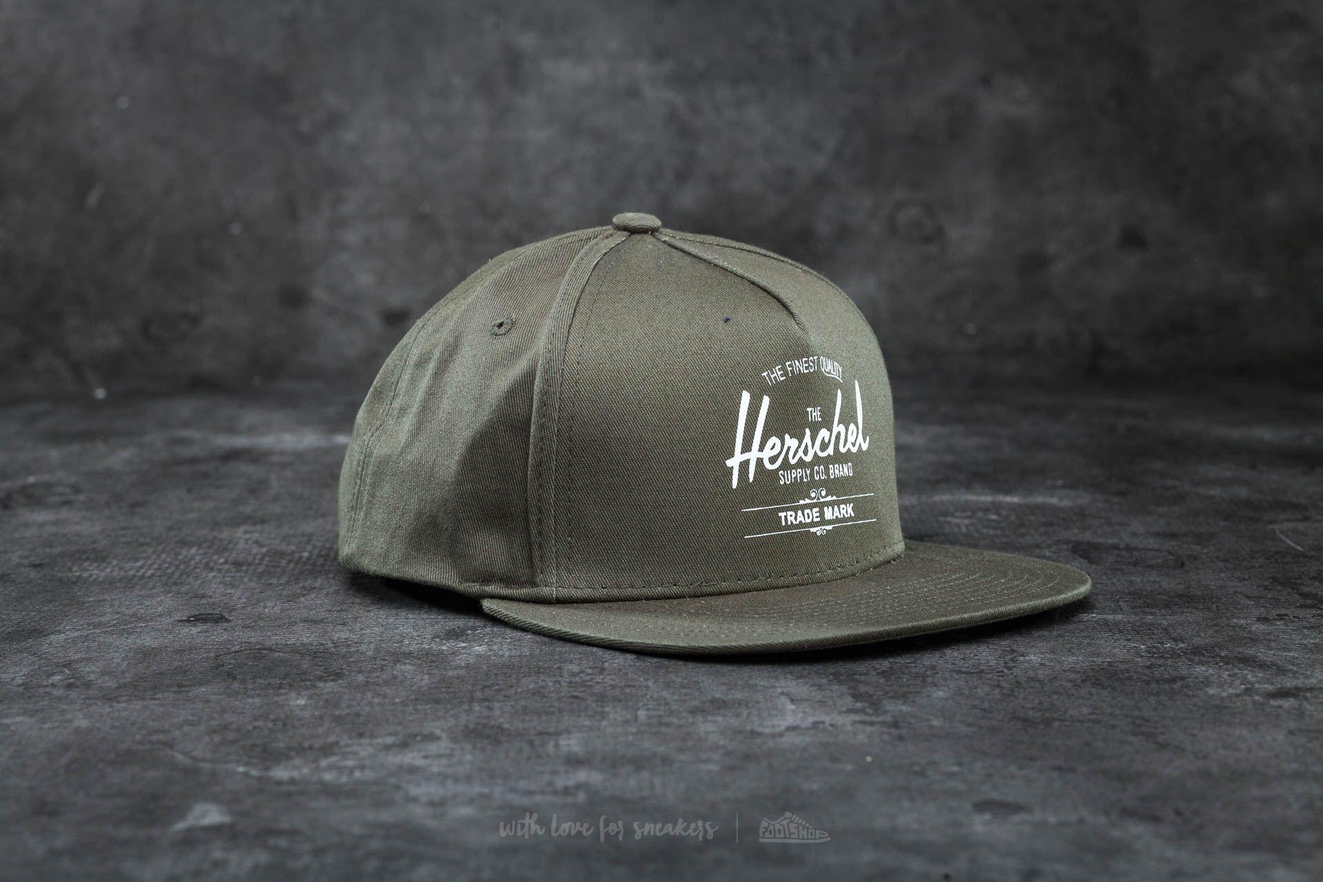 Herschel Supply Co. Whaler Cap Army - 14750