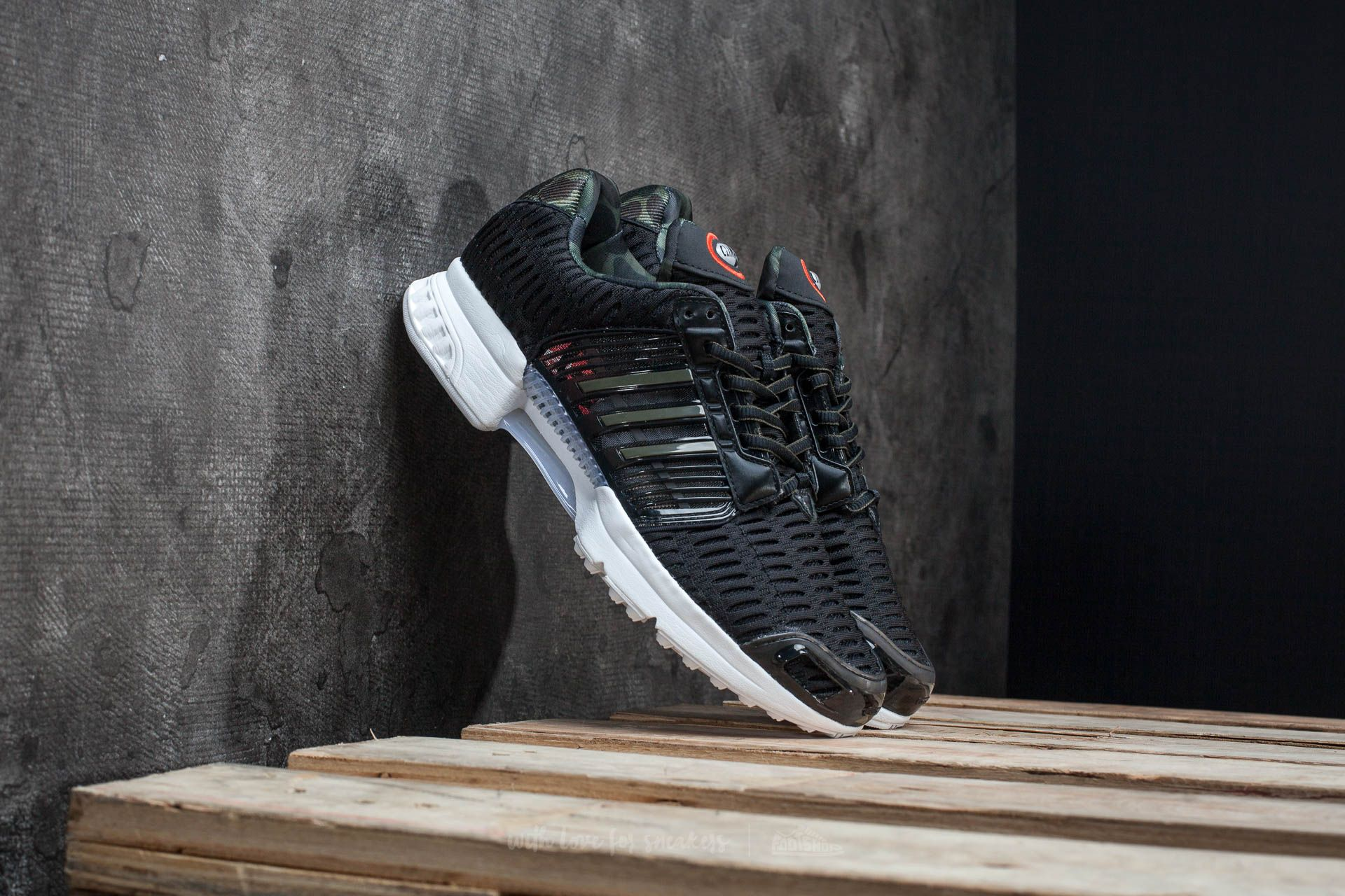 adidas Climacool 1 Core Black/ Running White - 14822