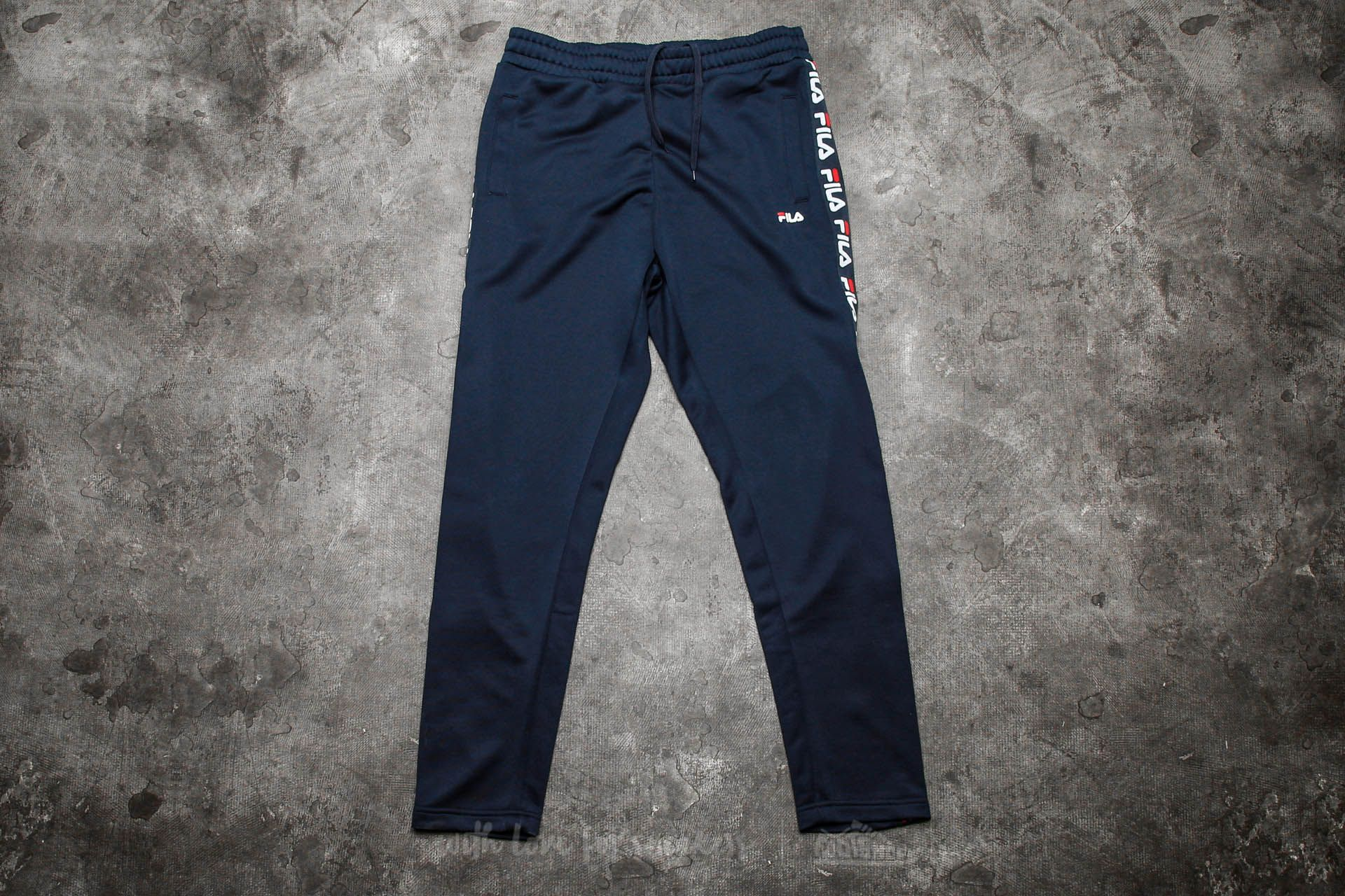 FILA 2nd Track Pants Black Iris - 14812