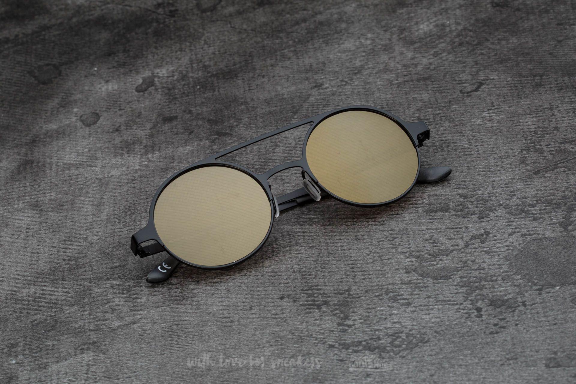 adidas x Italia Independent AOM006 Sunglasses Black - 15088