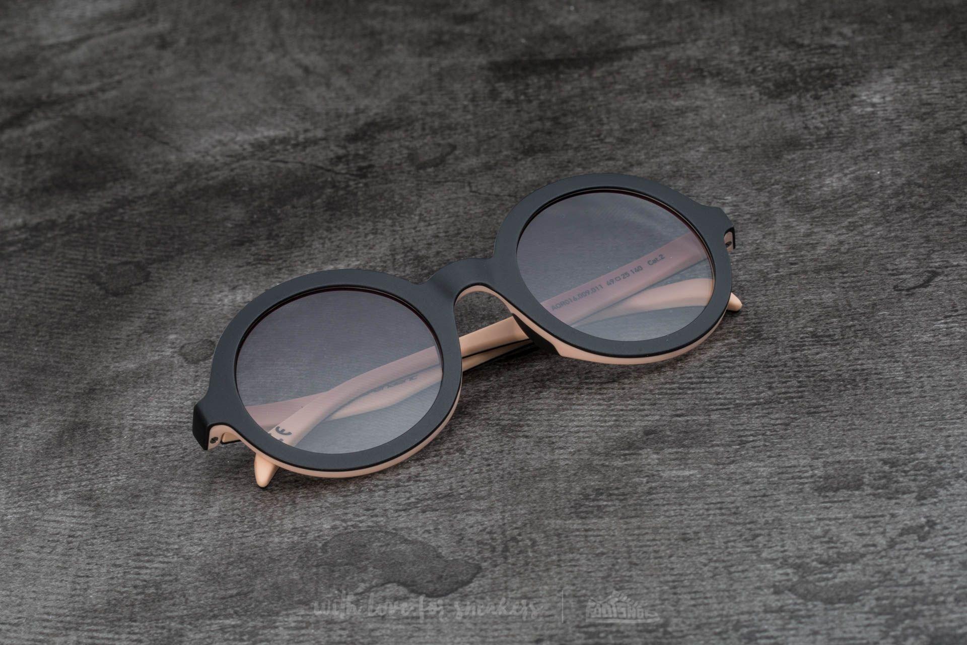 adidas x Italia Independent AOR016 Sunglasses Black/ Powder - 15102