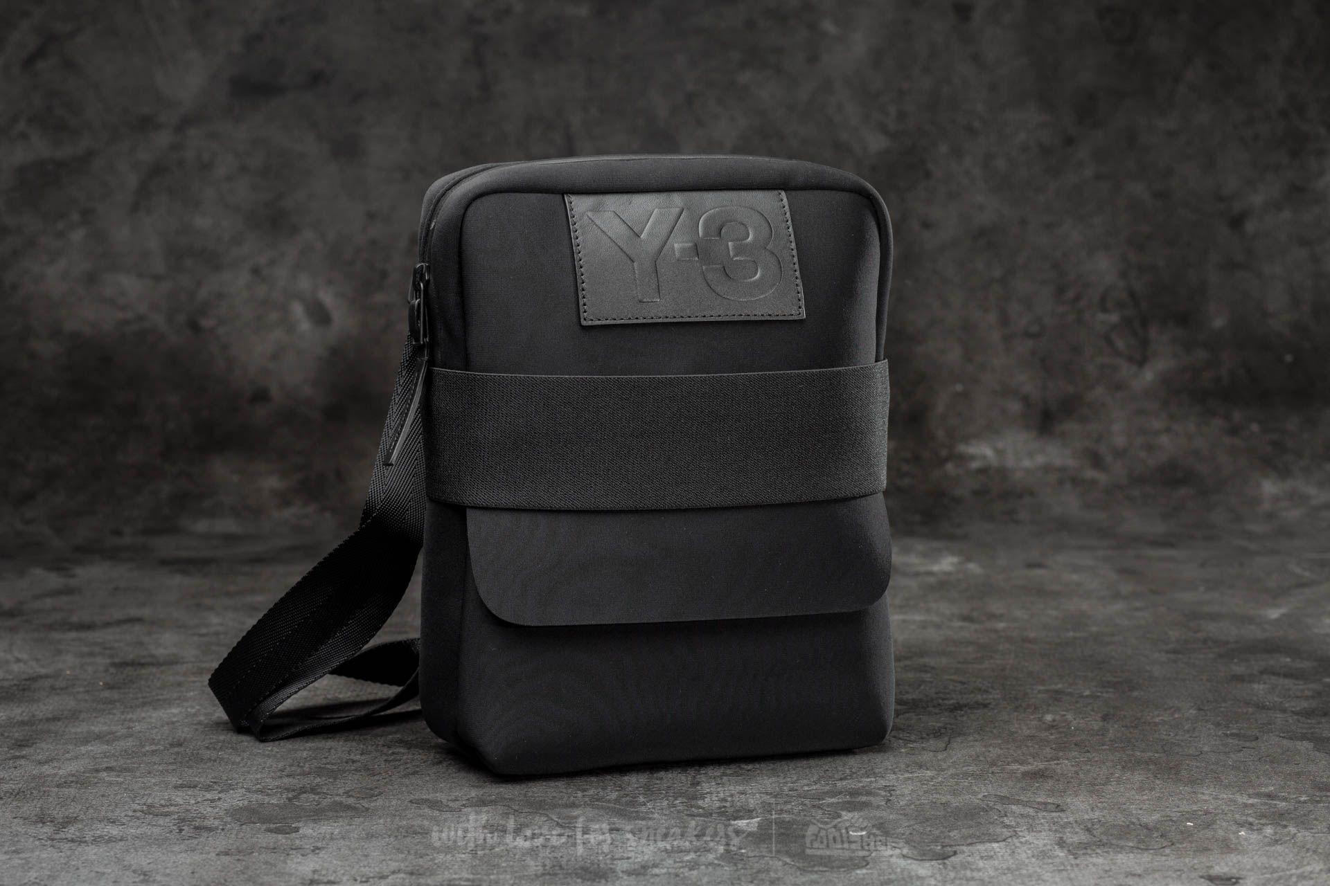 Y-3 Qasa Porter Black - 15209