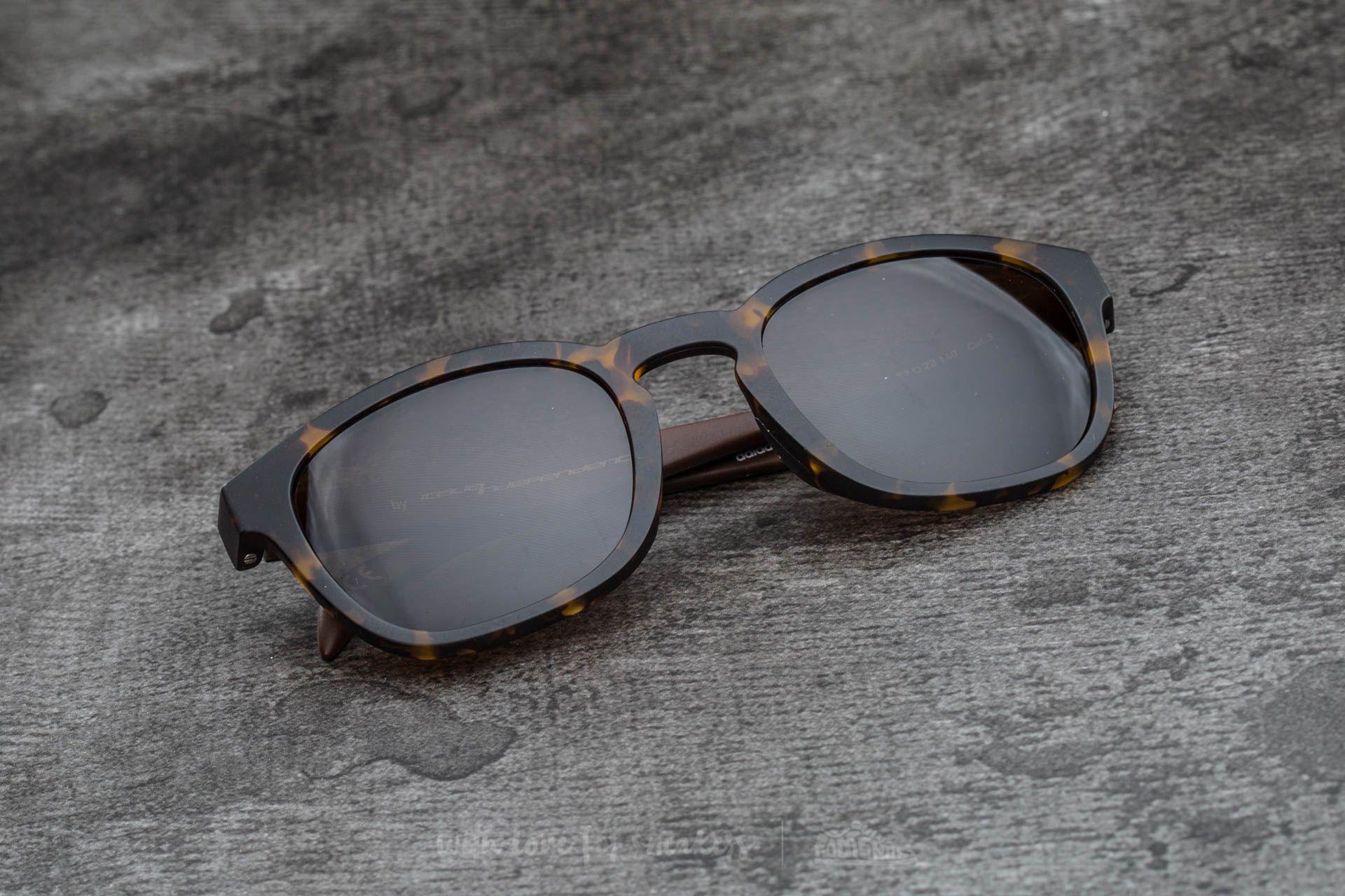 adidas x Italia Independent AOR001 Sunglasses Havana Brown - 15093