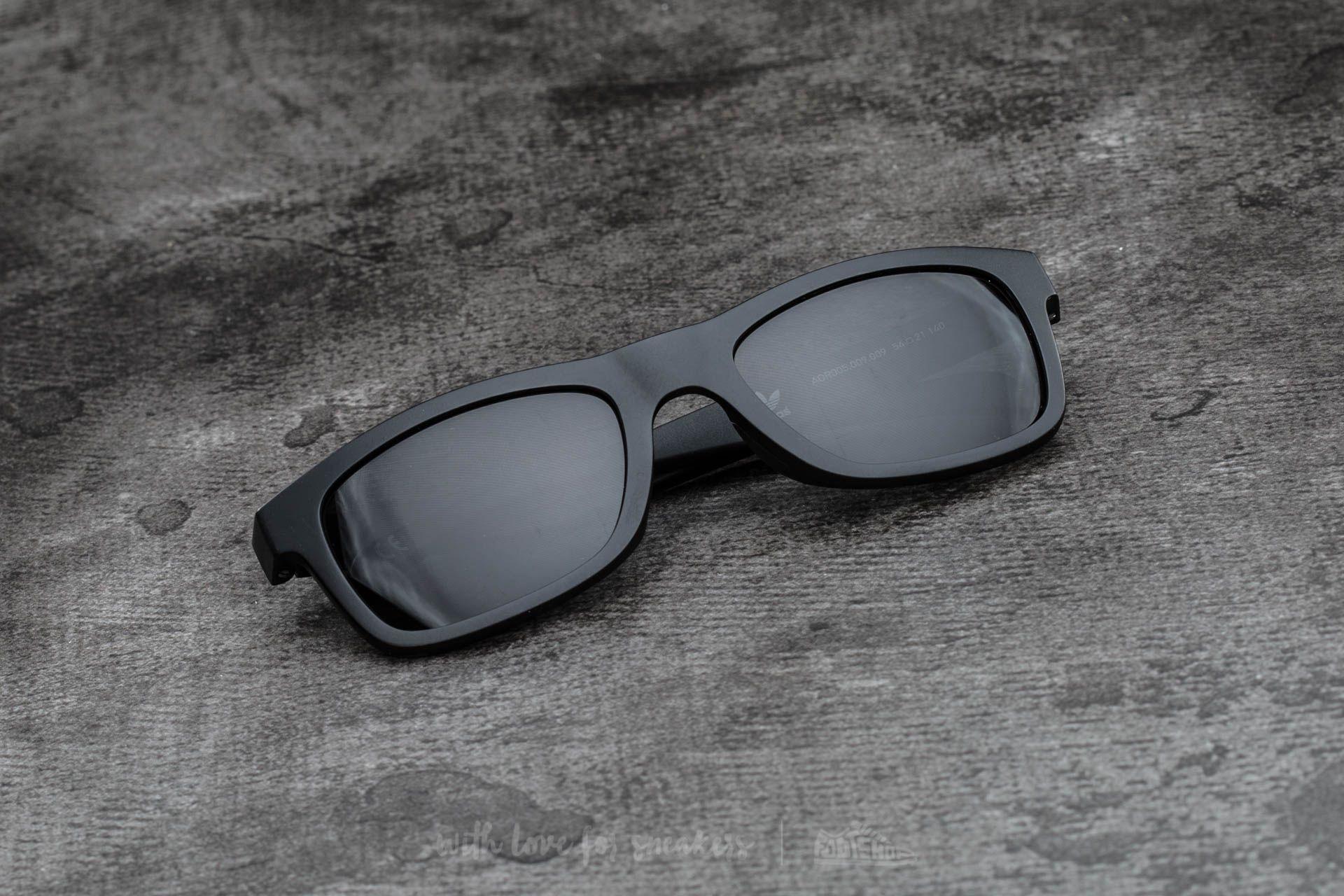 adidas x Italia Independent AOR005 Sunglasses Black/ Black - 15099