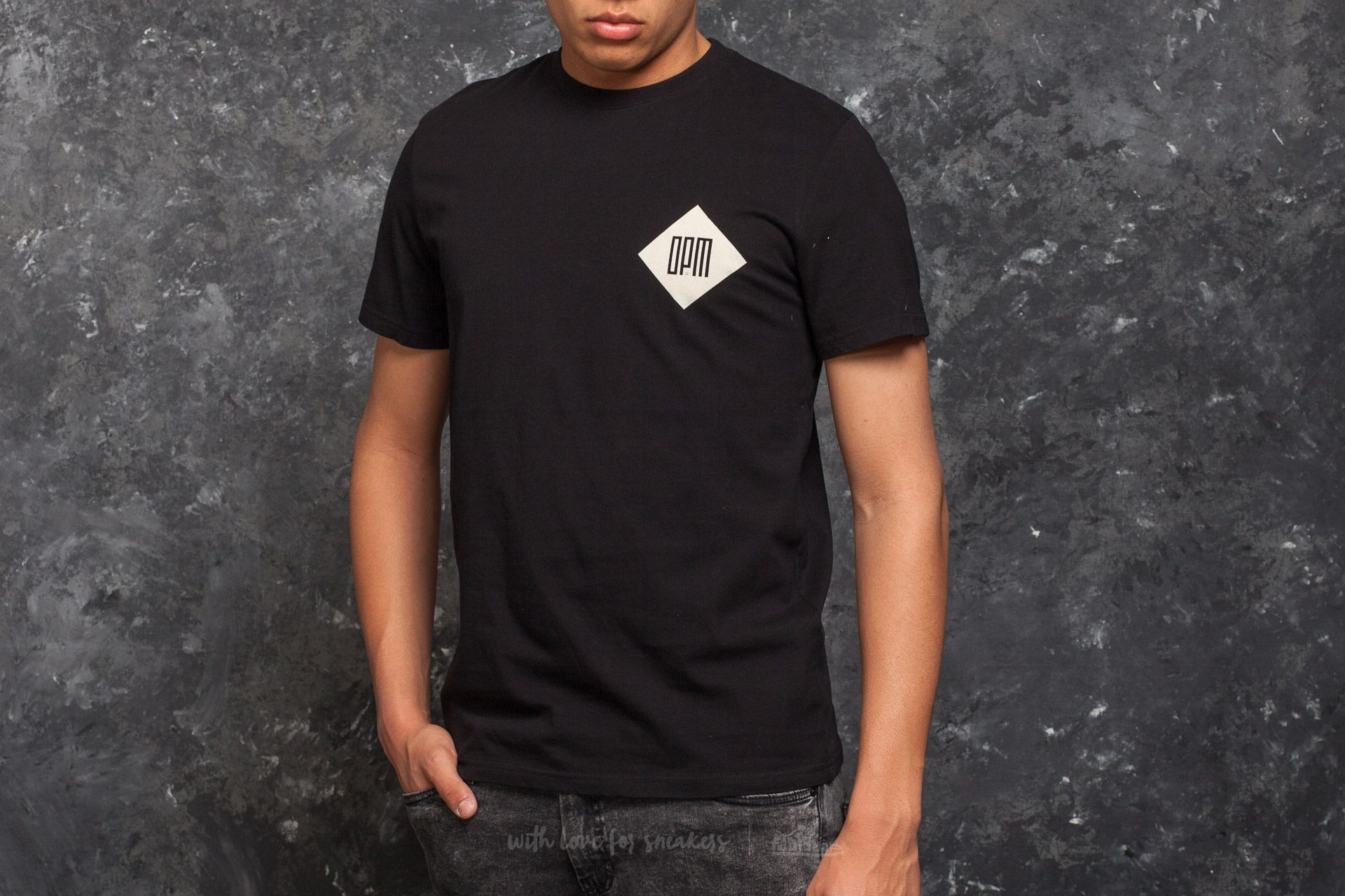 Original Peoples Mind Classic Tee Black - 14999