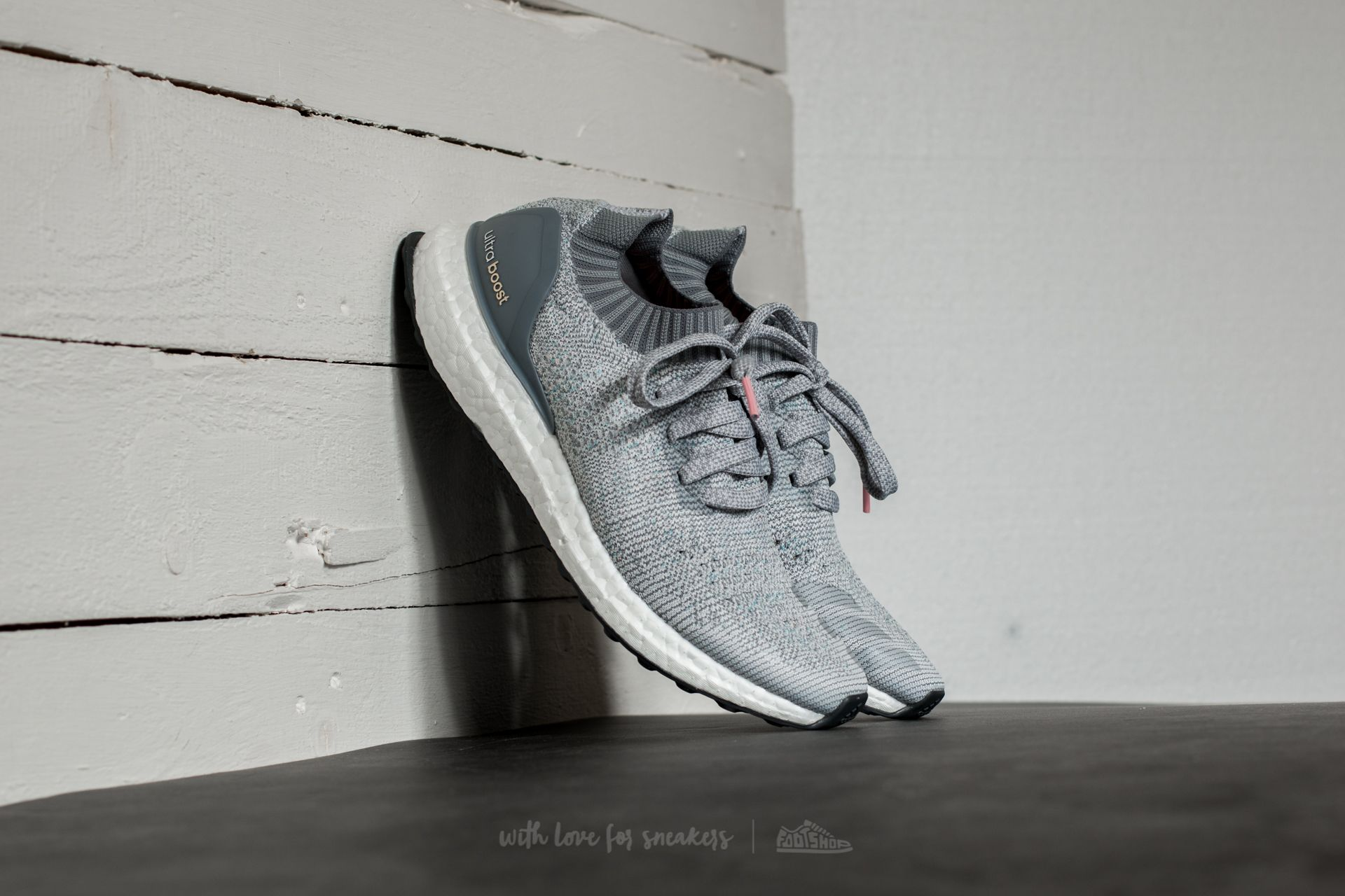 adidas UltraBoost Uncaged W Clear Grey/ Mid Grey/ Grey - 15711