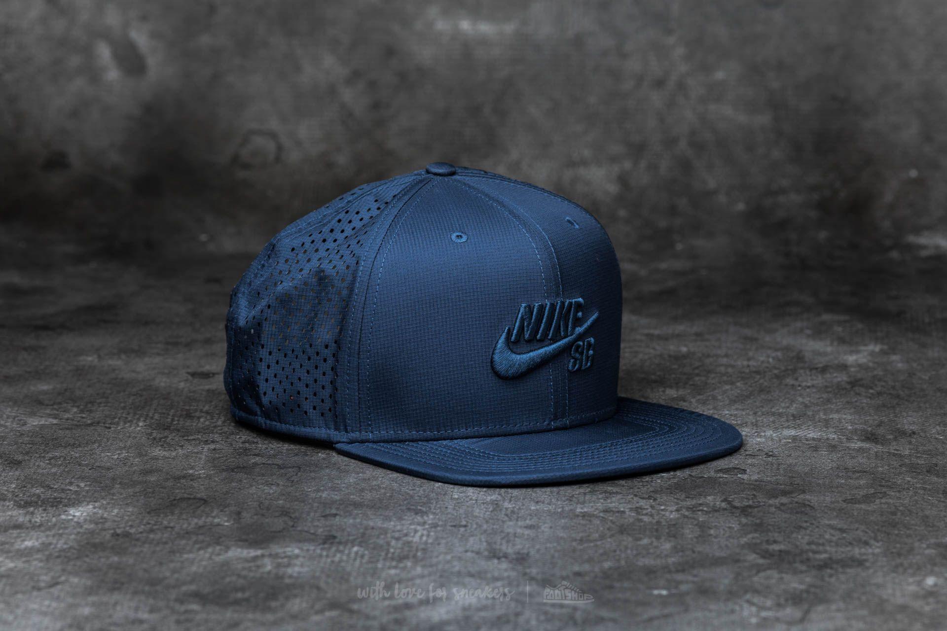 Nike SB Aero Cap Navy - 15630