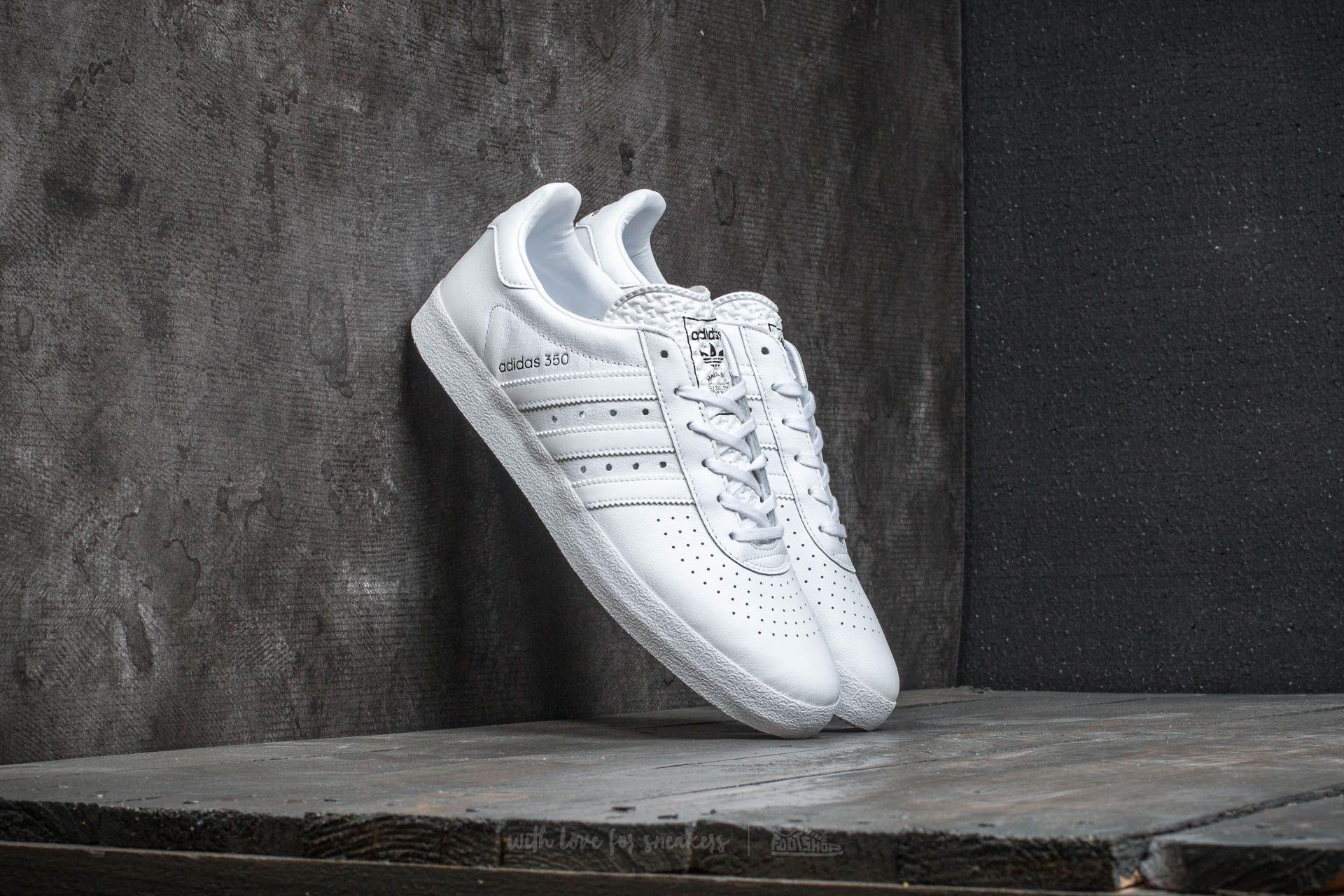 adidas 350 Ftw White/ Ftw White/ Core Black - 15910
