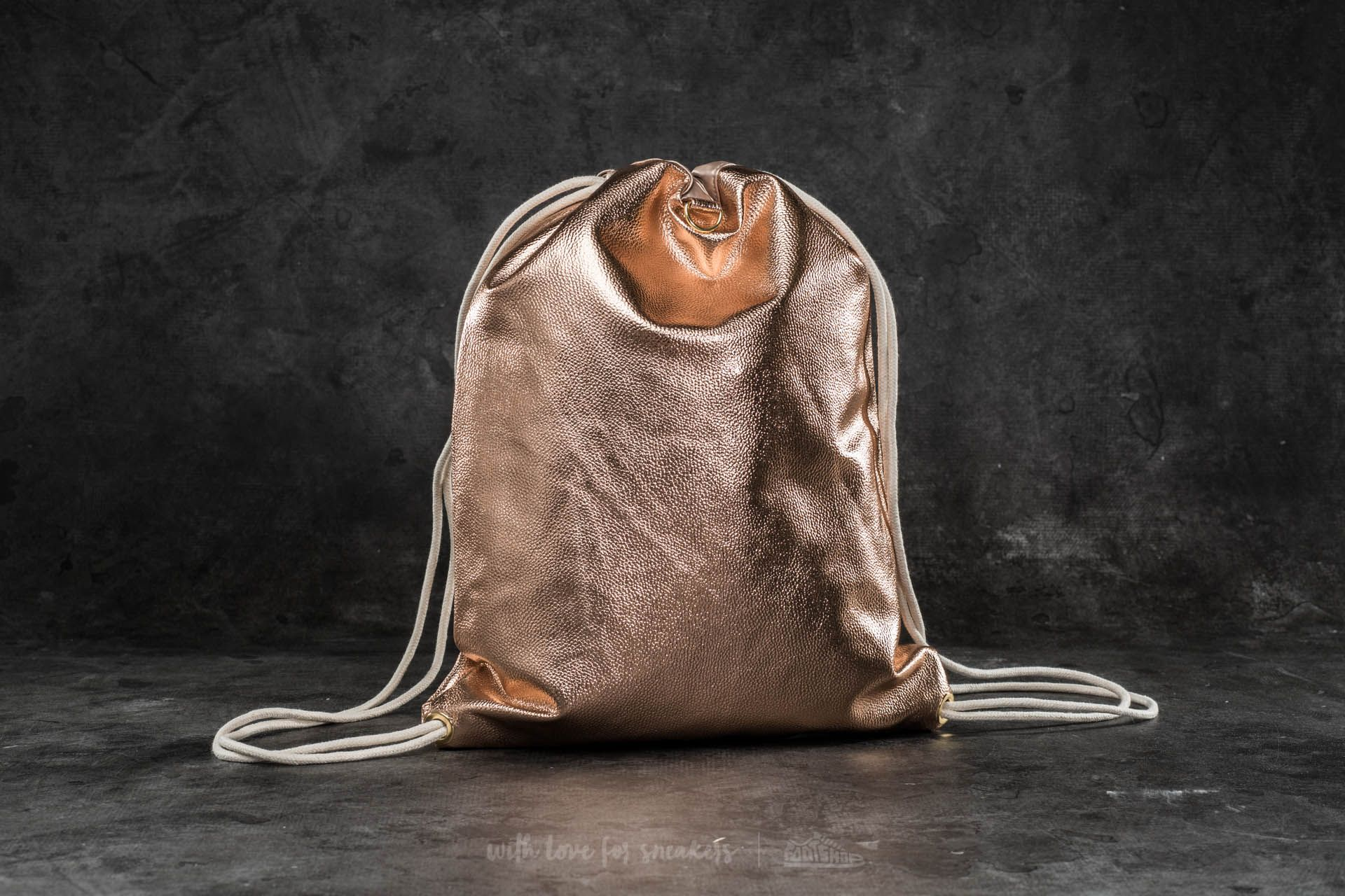 Mi-Pac Metallic Kit Bag Rose Gold - 15909