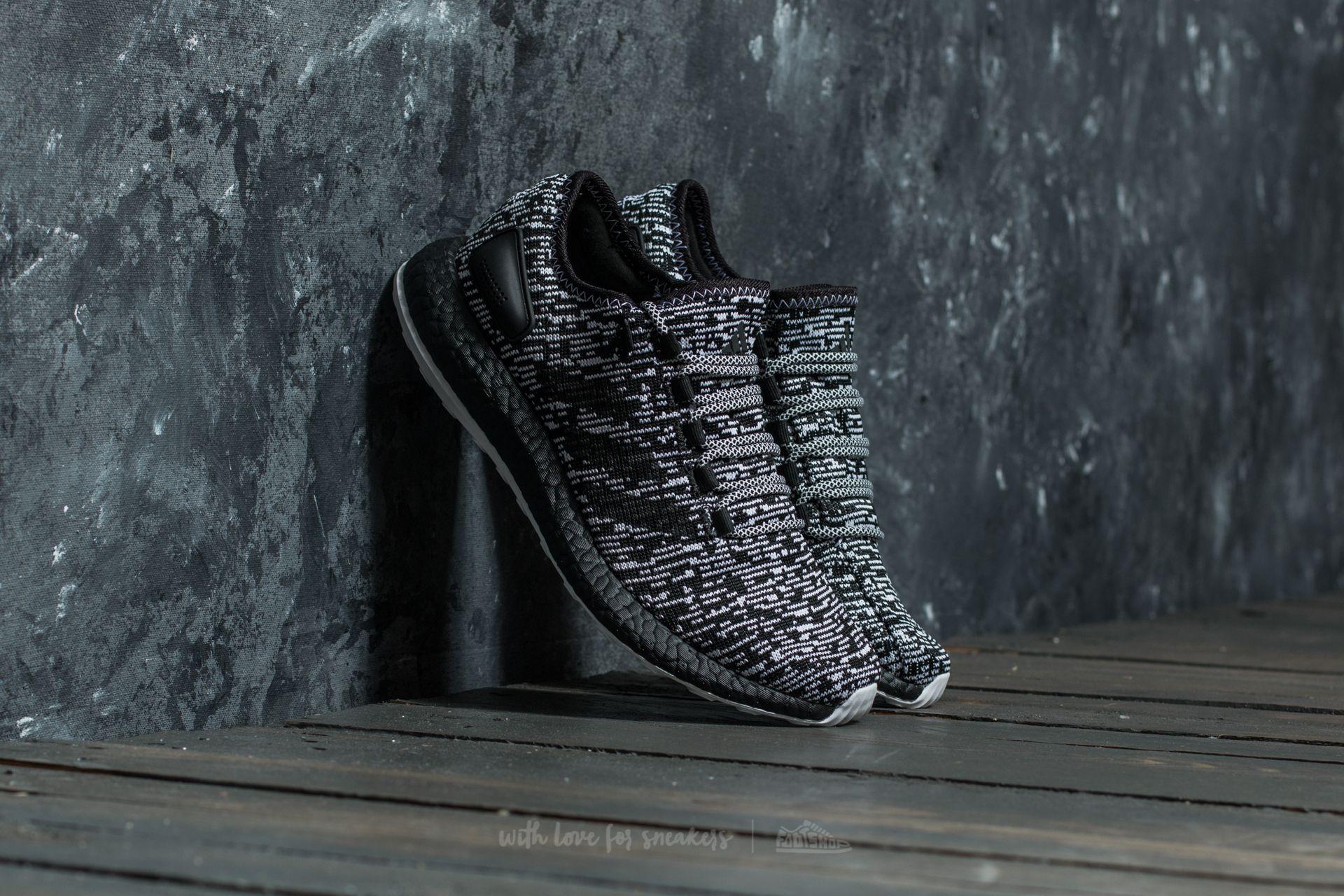 adidas Pureboost LTD Core Black/ Ftw White - 16015
