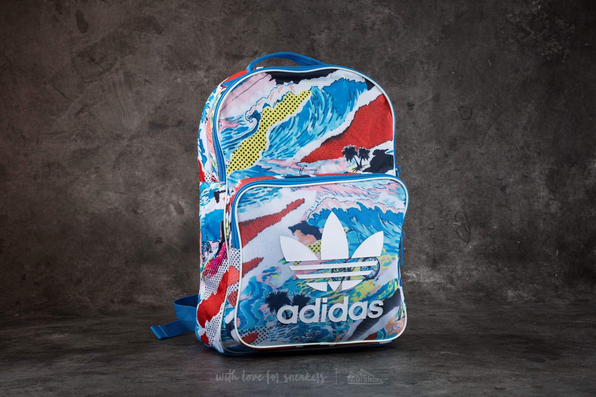 adidas Classic Backpack Multicolor - 16610
